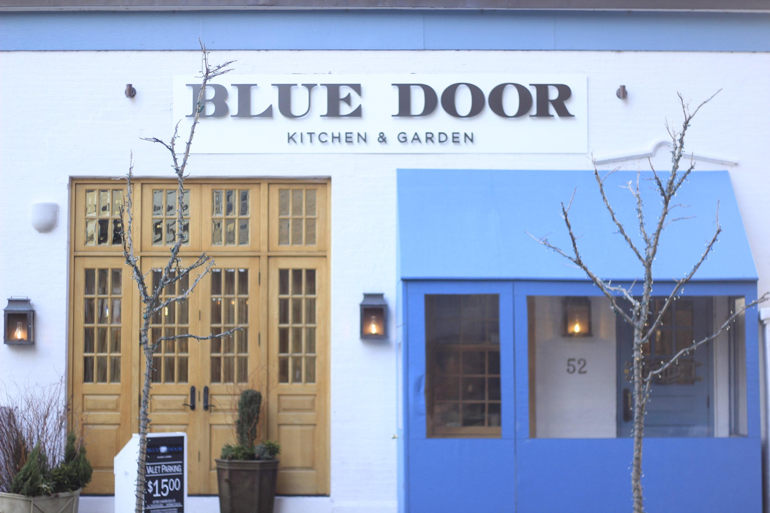 The Blue Door, Chicago