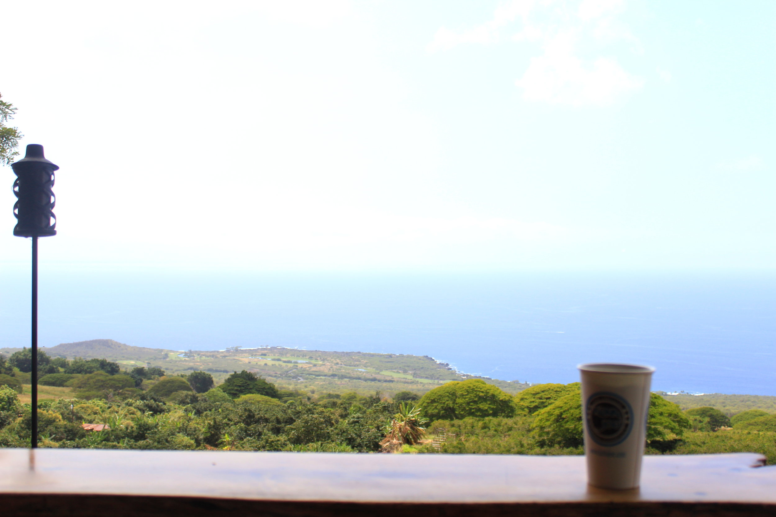 Kona Joe Coffee, Big Island, Hawaii