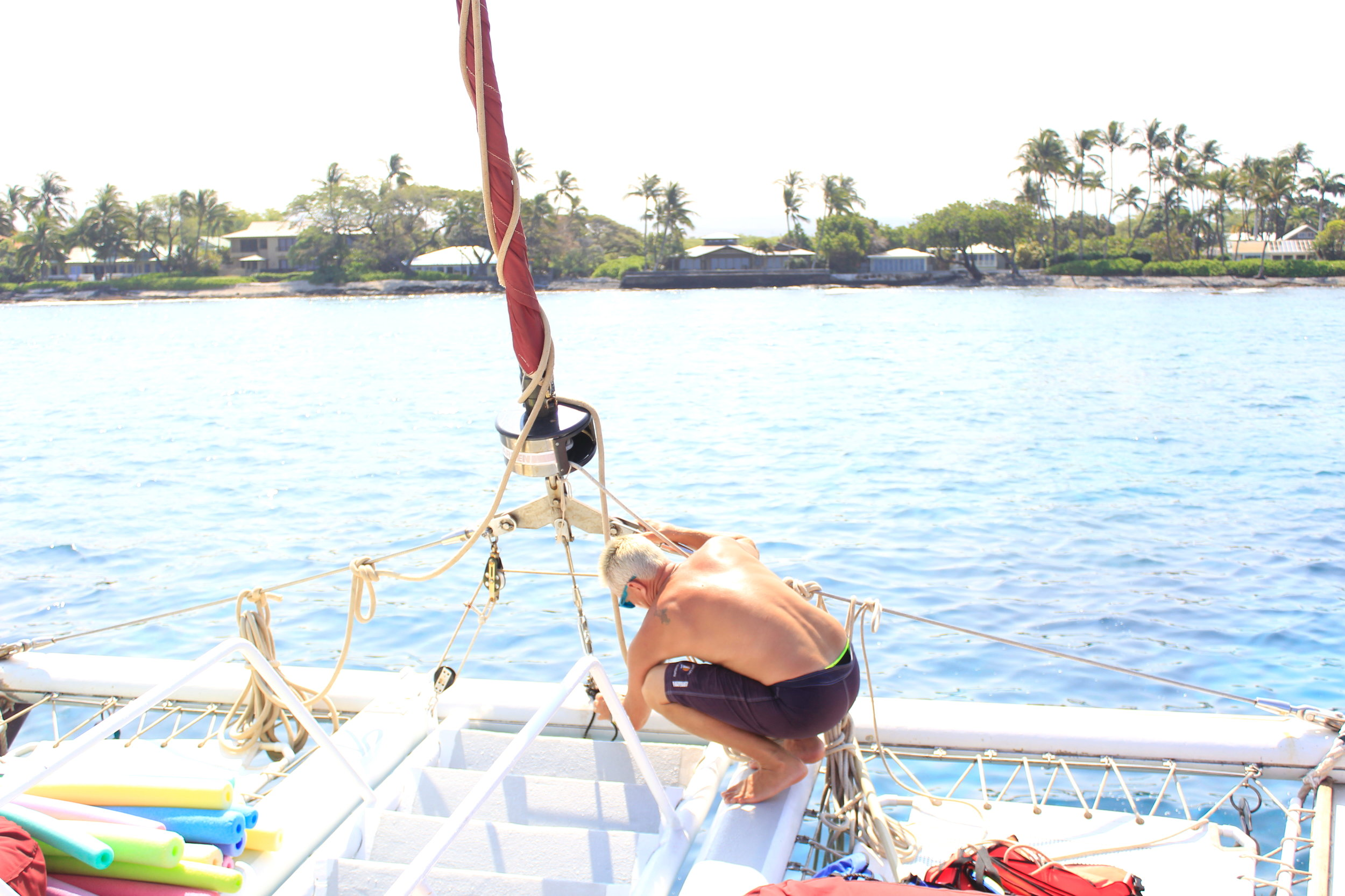 Snorkel with Mauna Lani Sea Adventures on the Big Island in Hawaii