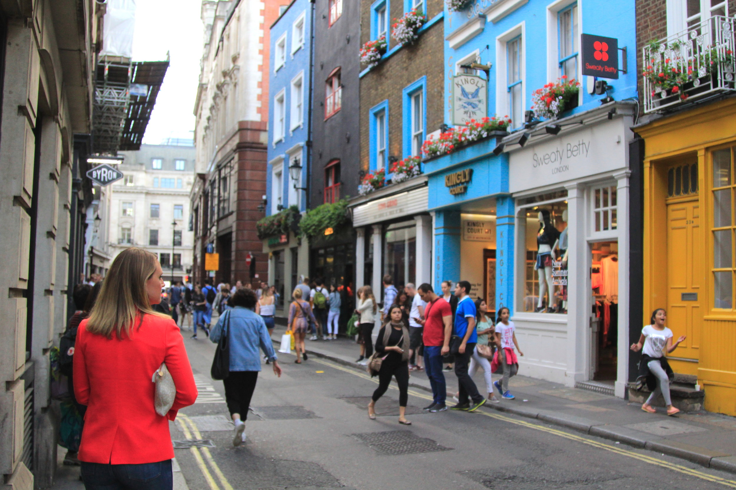 36 hours in london
