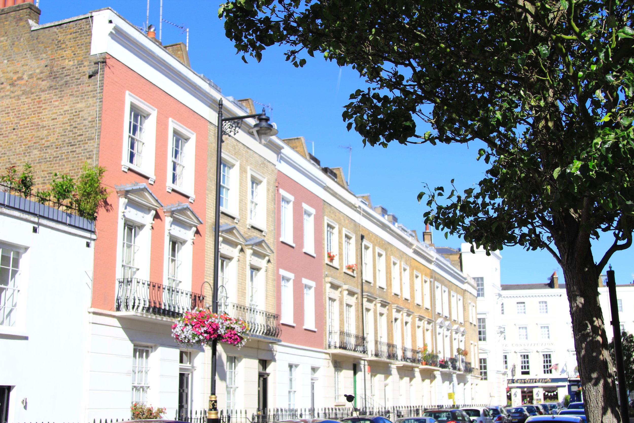 Pimlico, London