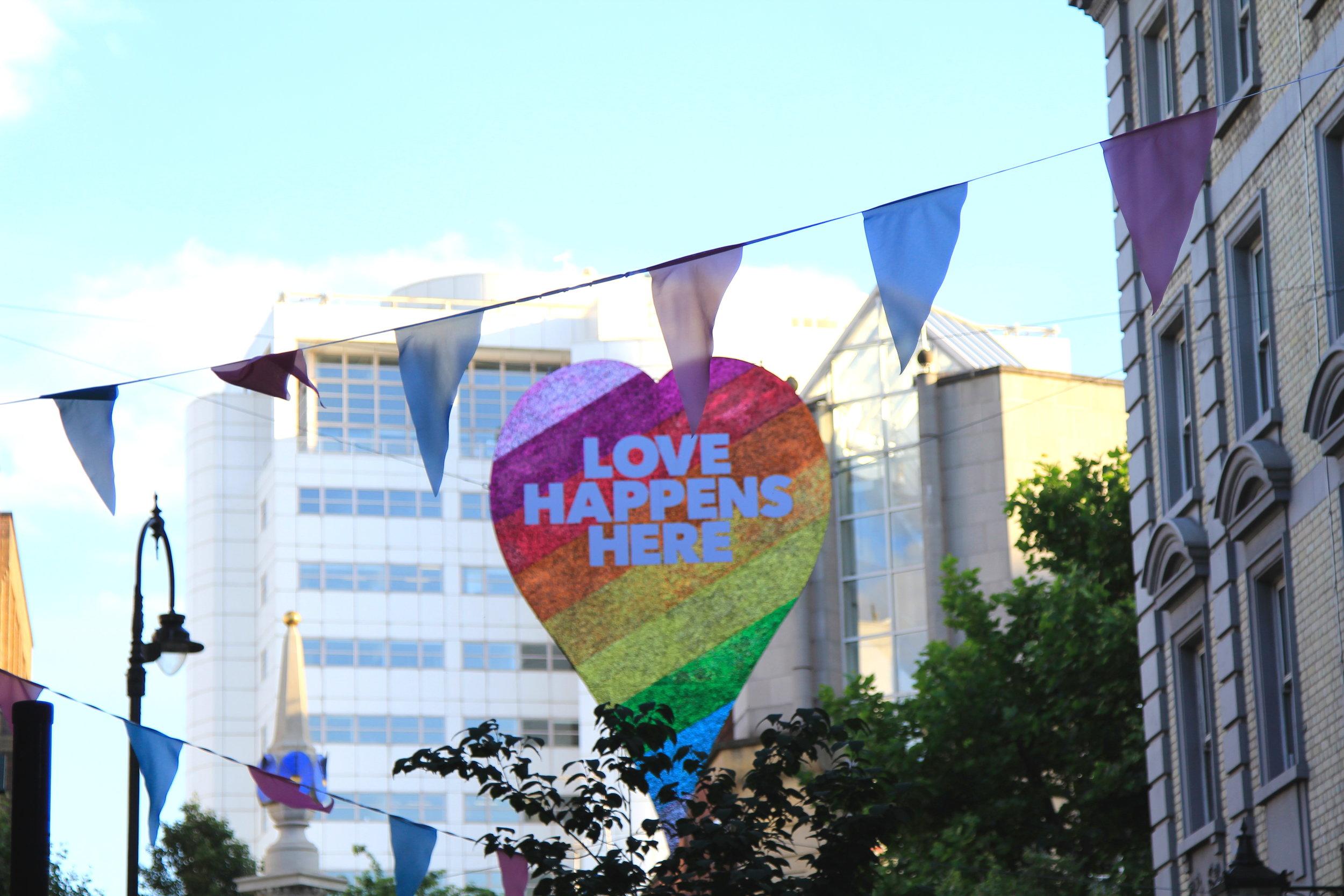 Love Happens in London