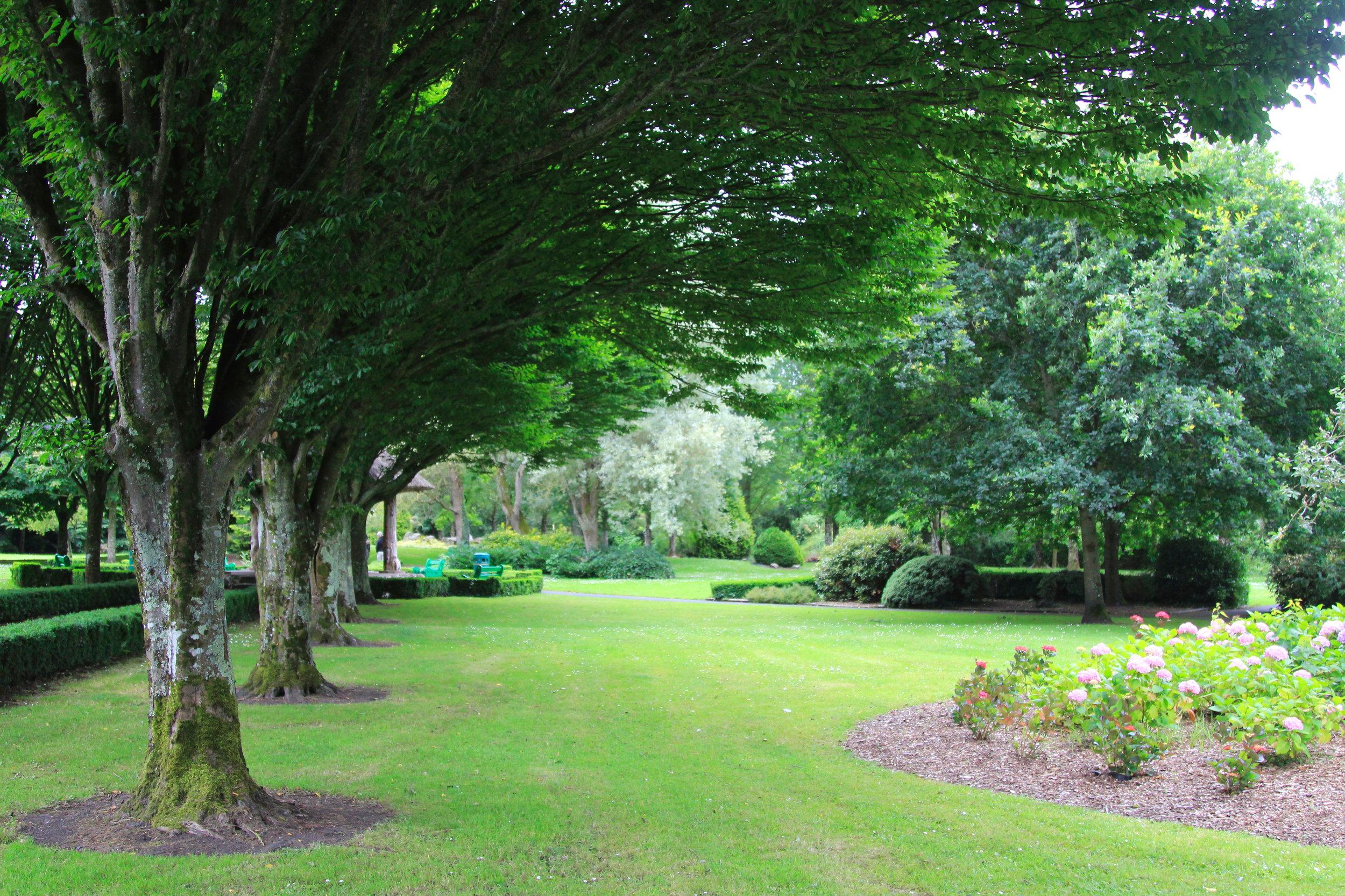 Celtic Park and Gardens, Adare, Ireland