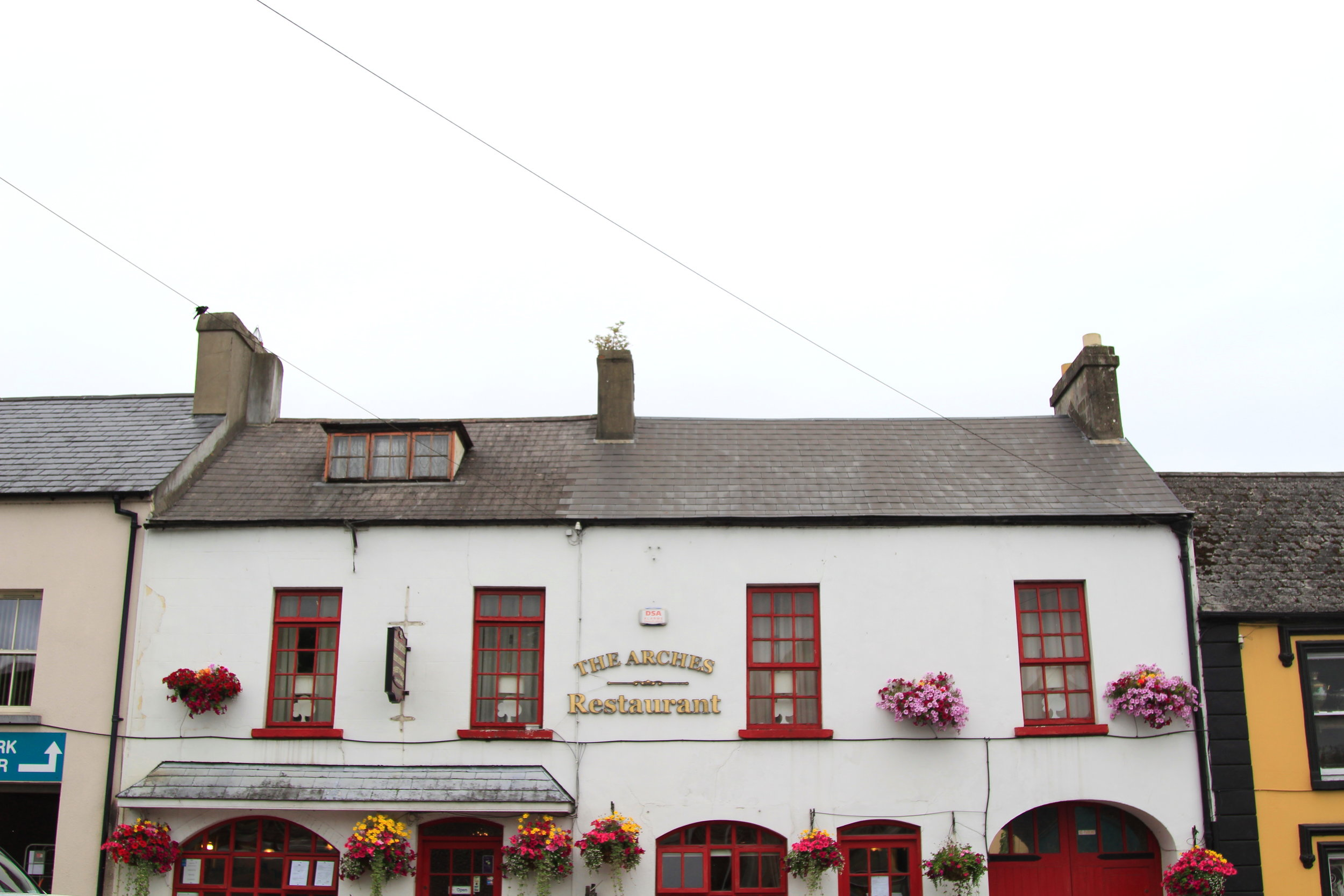 The Arches Hotel and Restaurant, Adare, Ireland