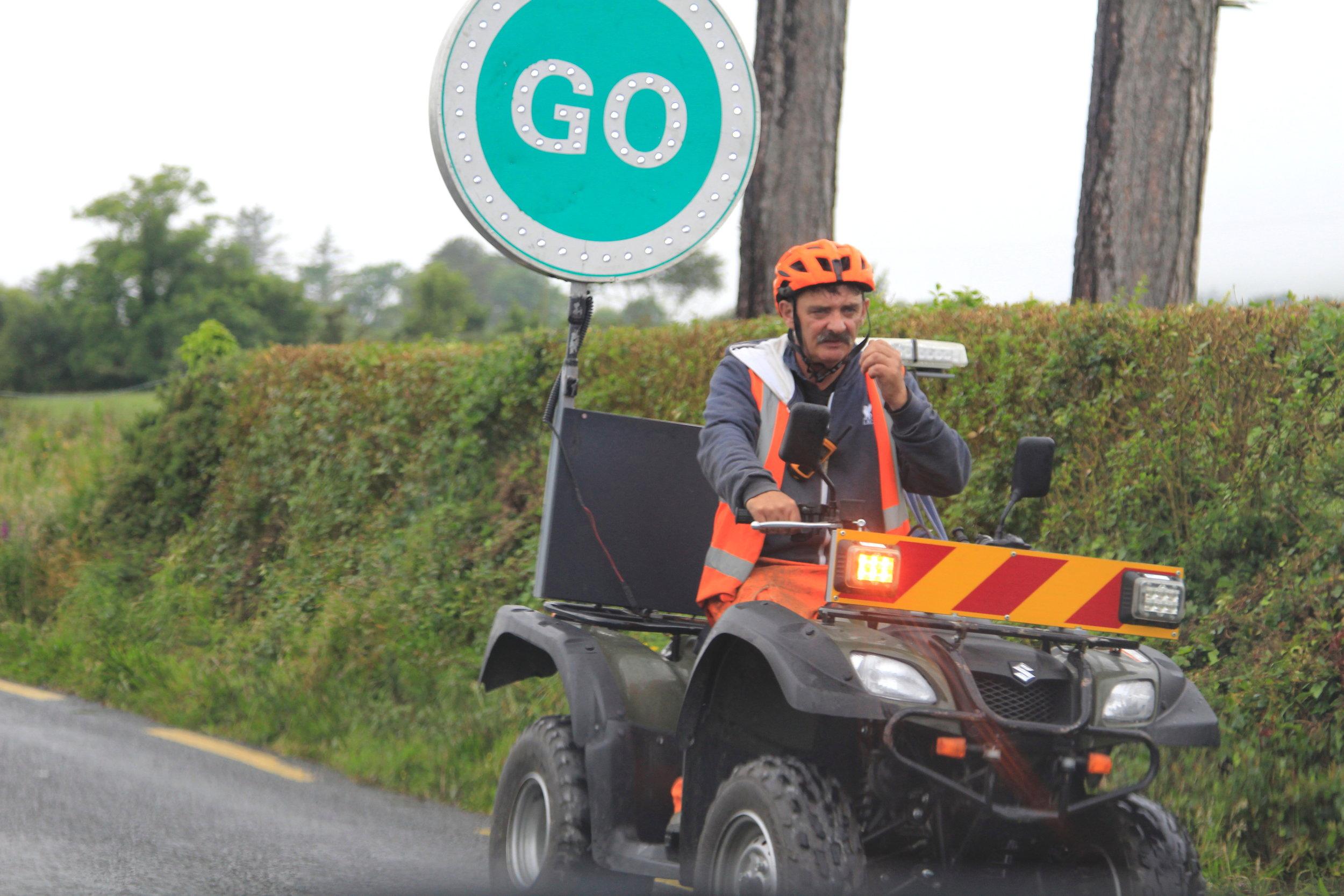 Irish Traffic Control