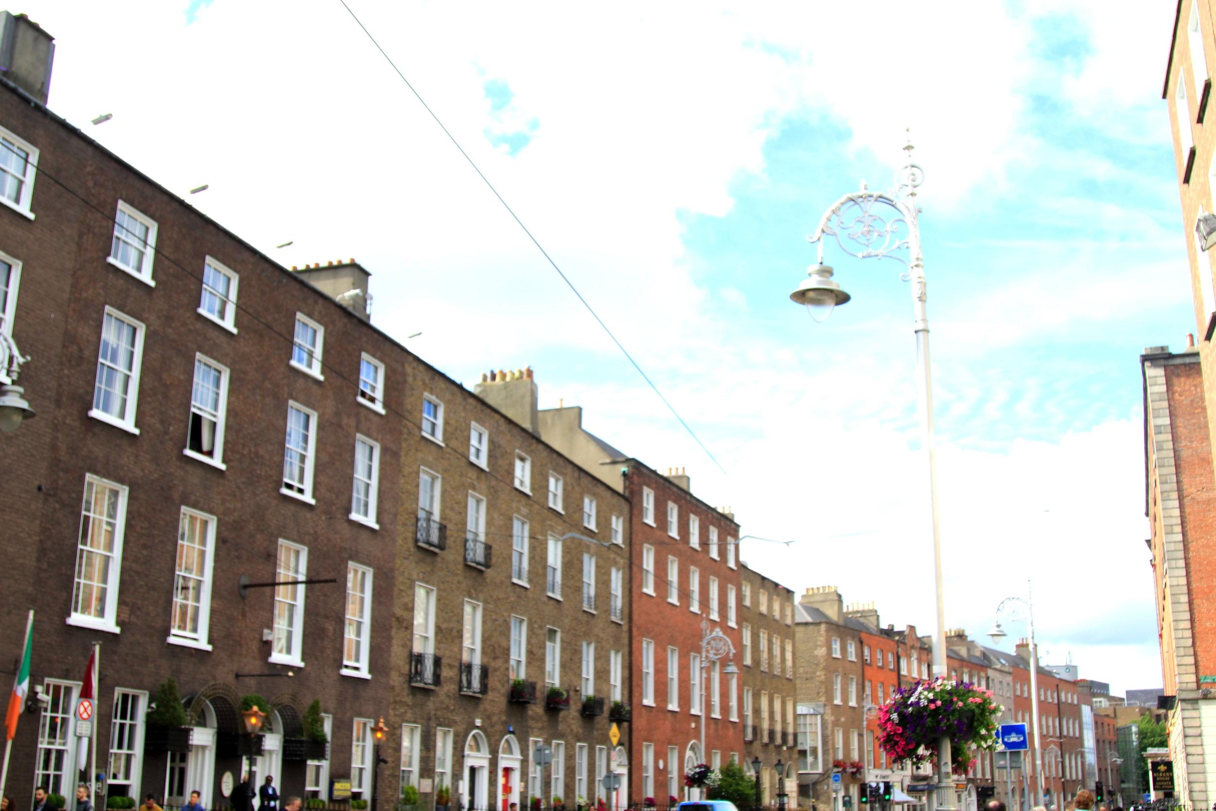 Harcourt Street, Dublin