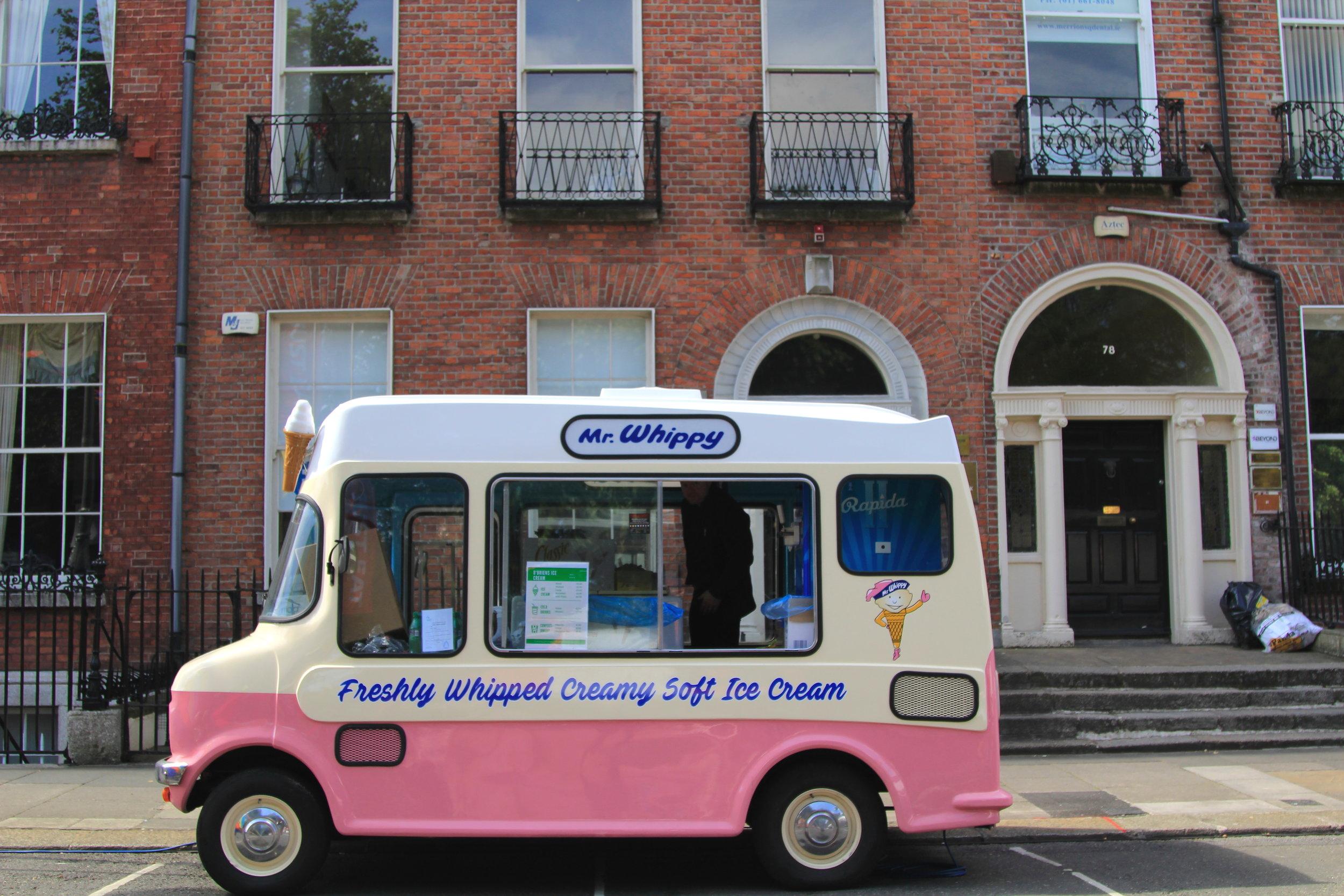 Dublin! So cute.