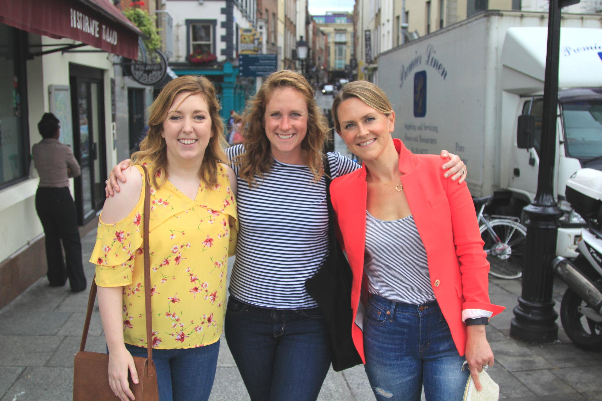 Cousins in Ireland!