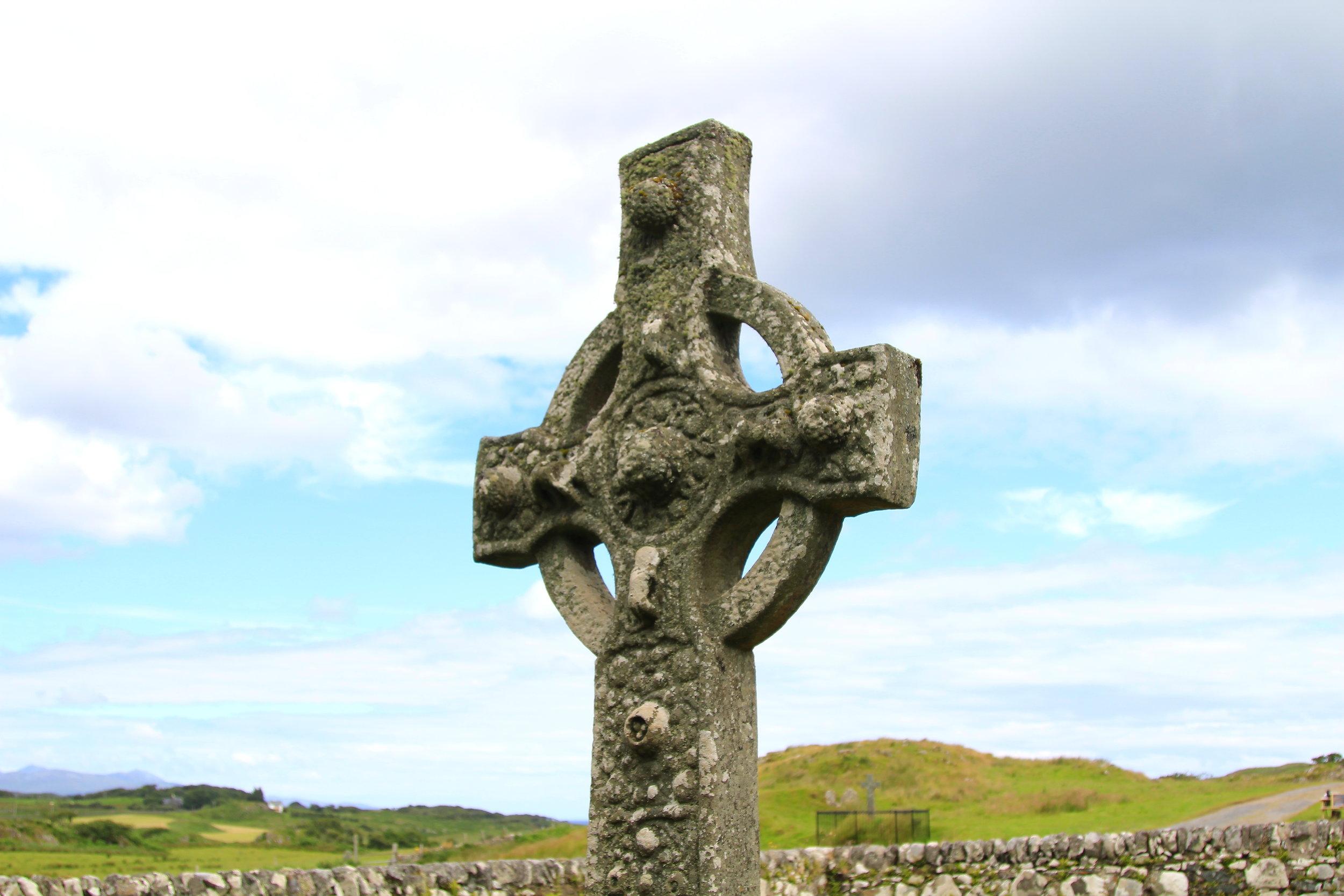 Kildalton Cross, circa 12th century