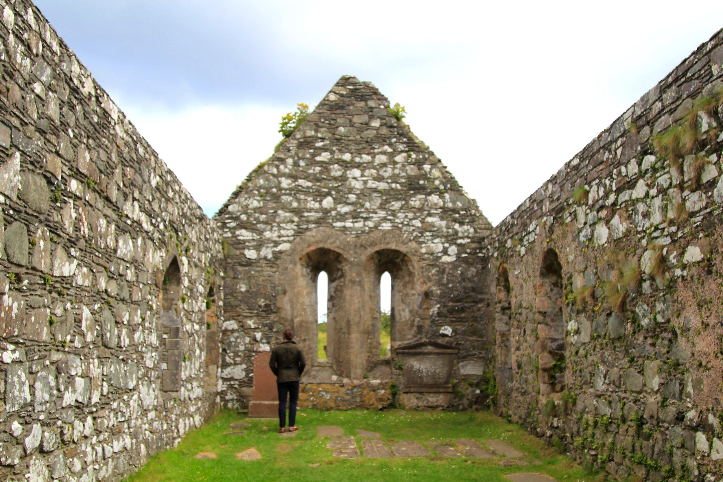 Kildalton Parish Church, Islay, Scotland