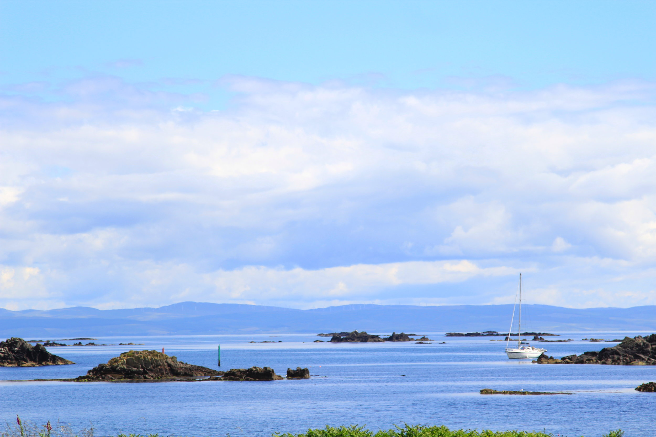 beautiful Isle of Islay, Scotland