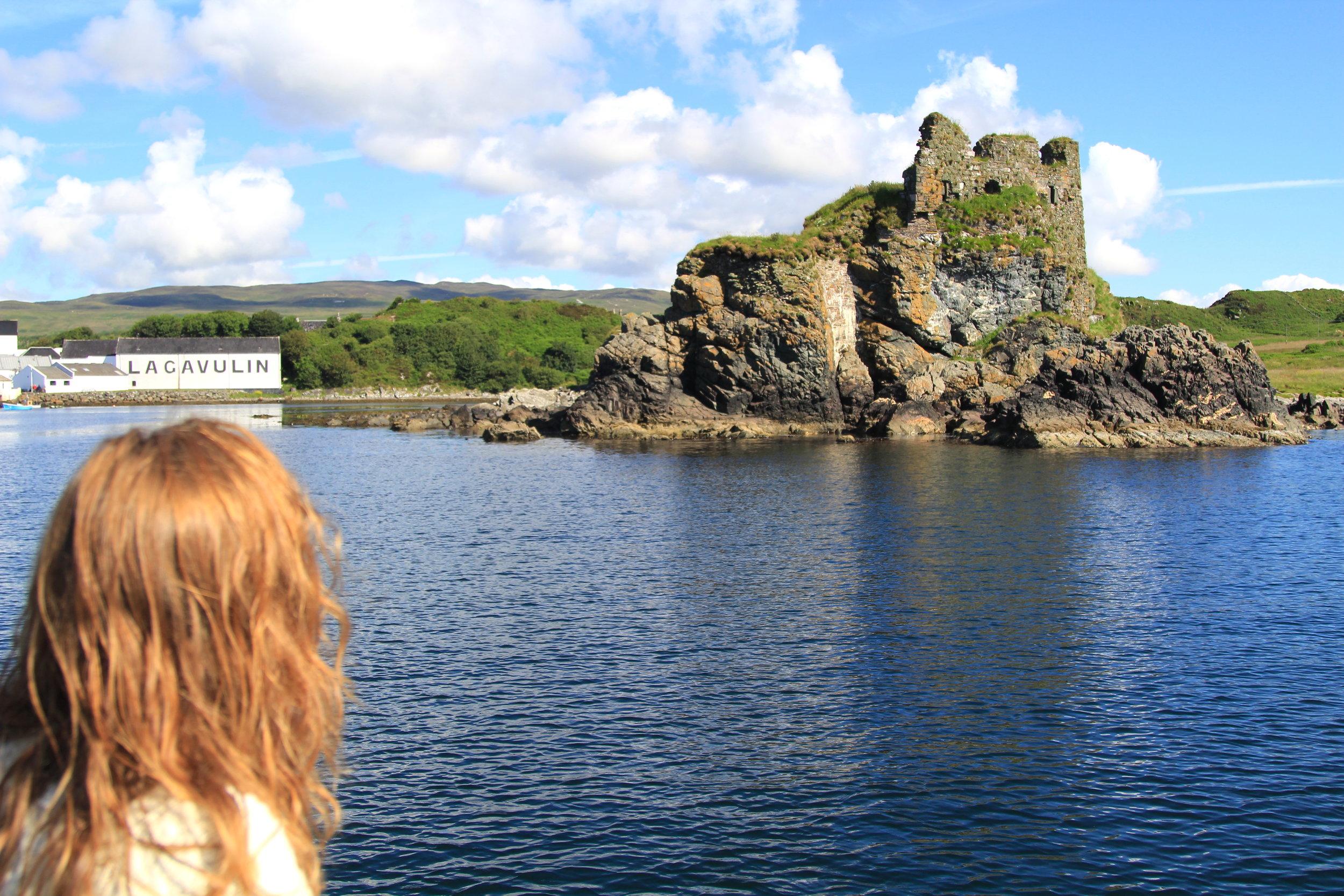 Dunyvaig Castle, Islay, Scotland