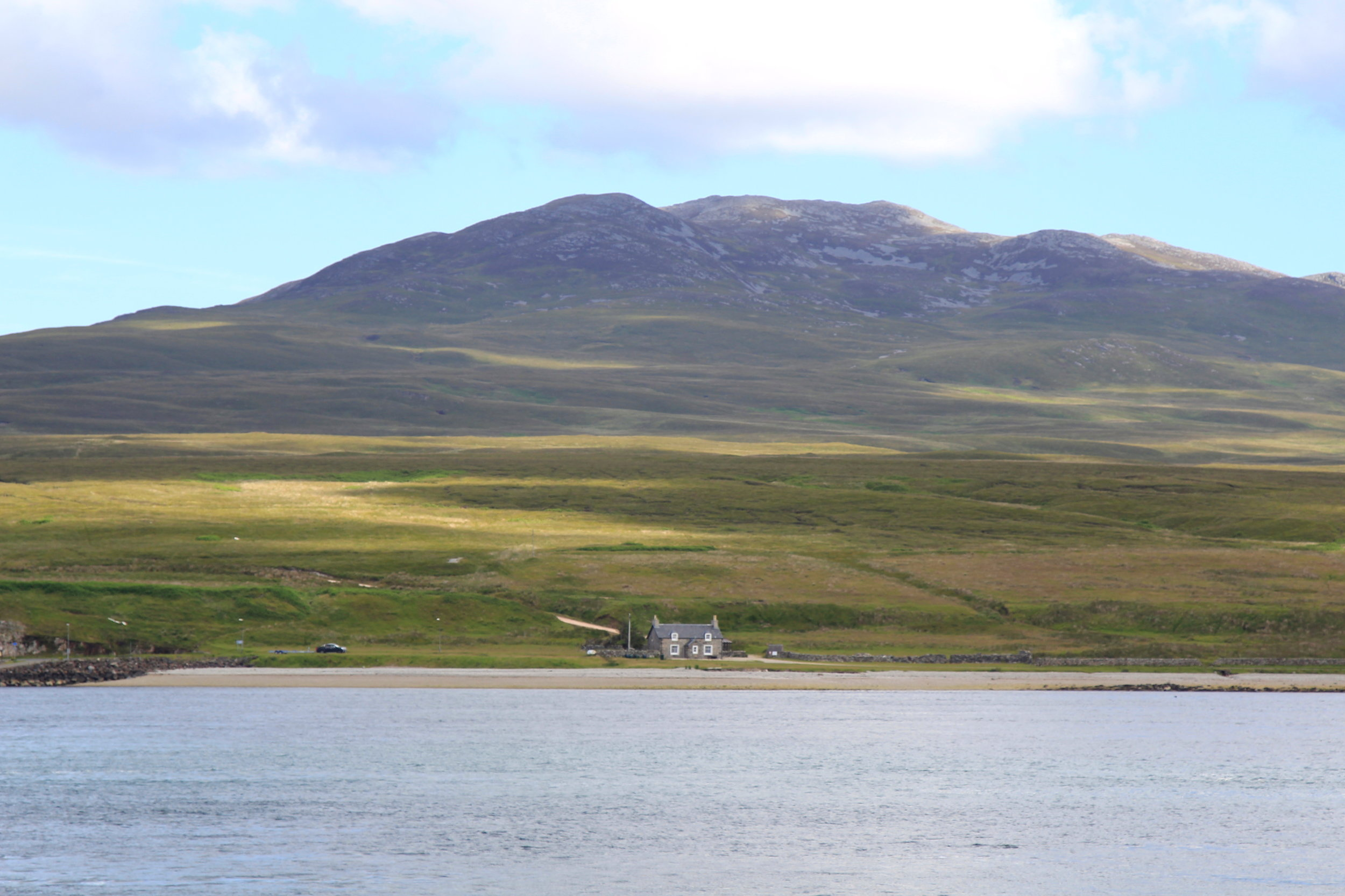 Scotland. So beautiful!