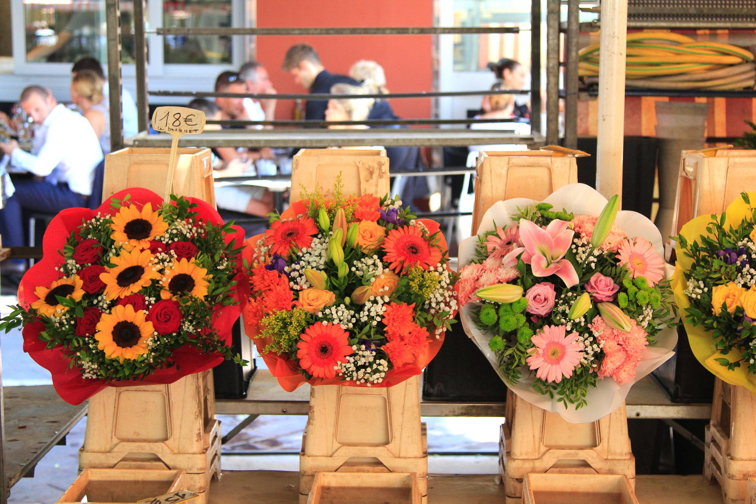 Cours Saleya Market, Nice