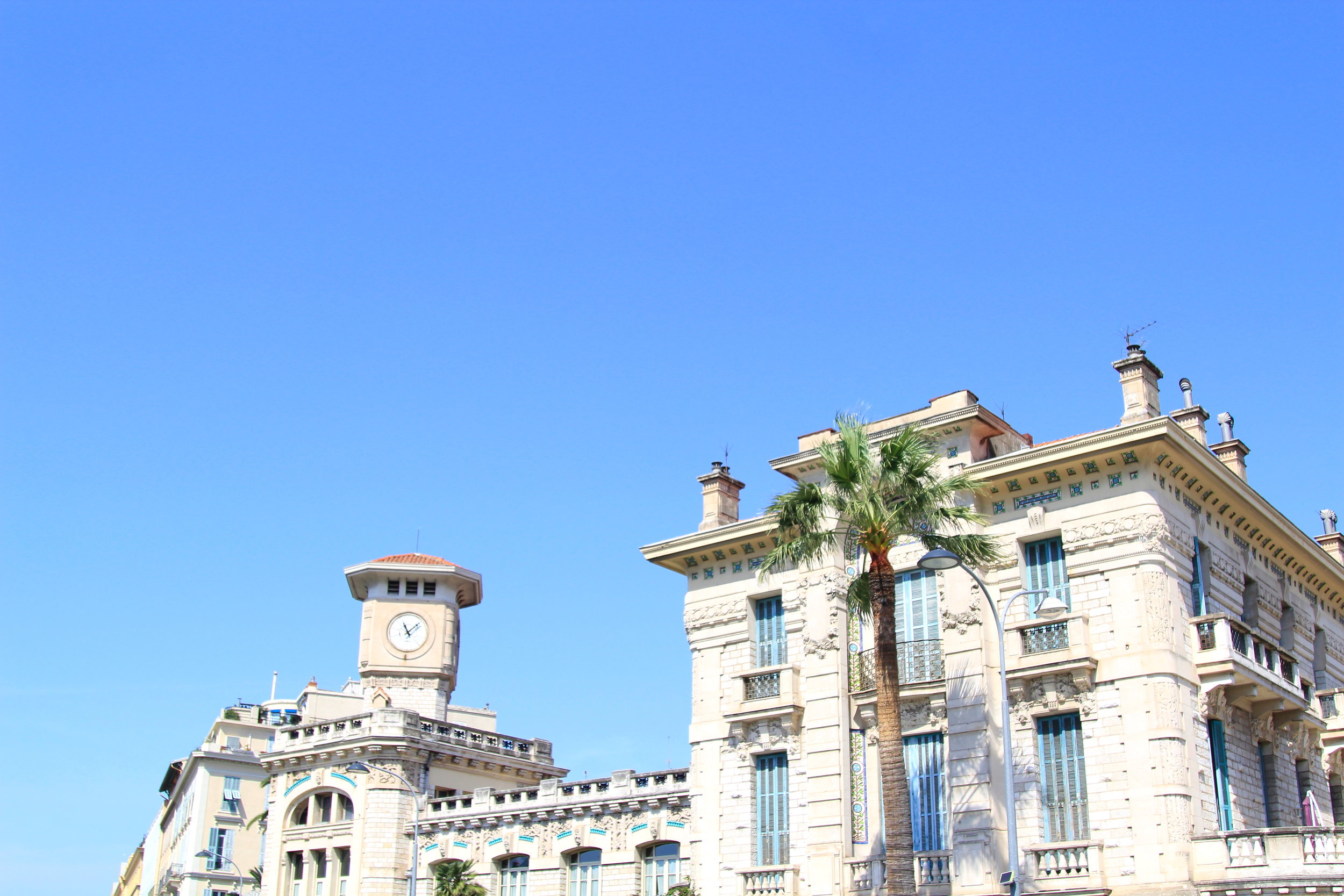 Architecture in the French Riviera