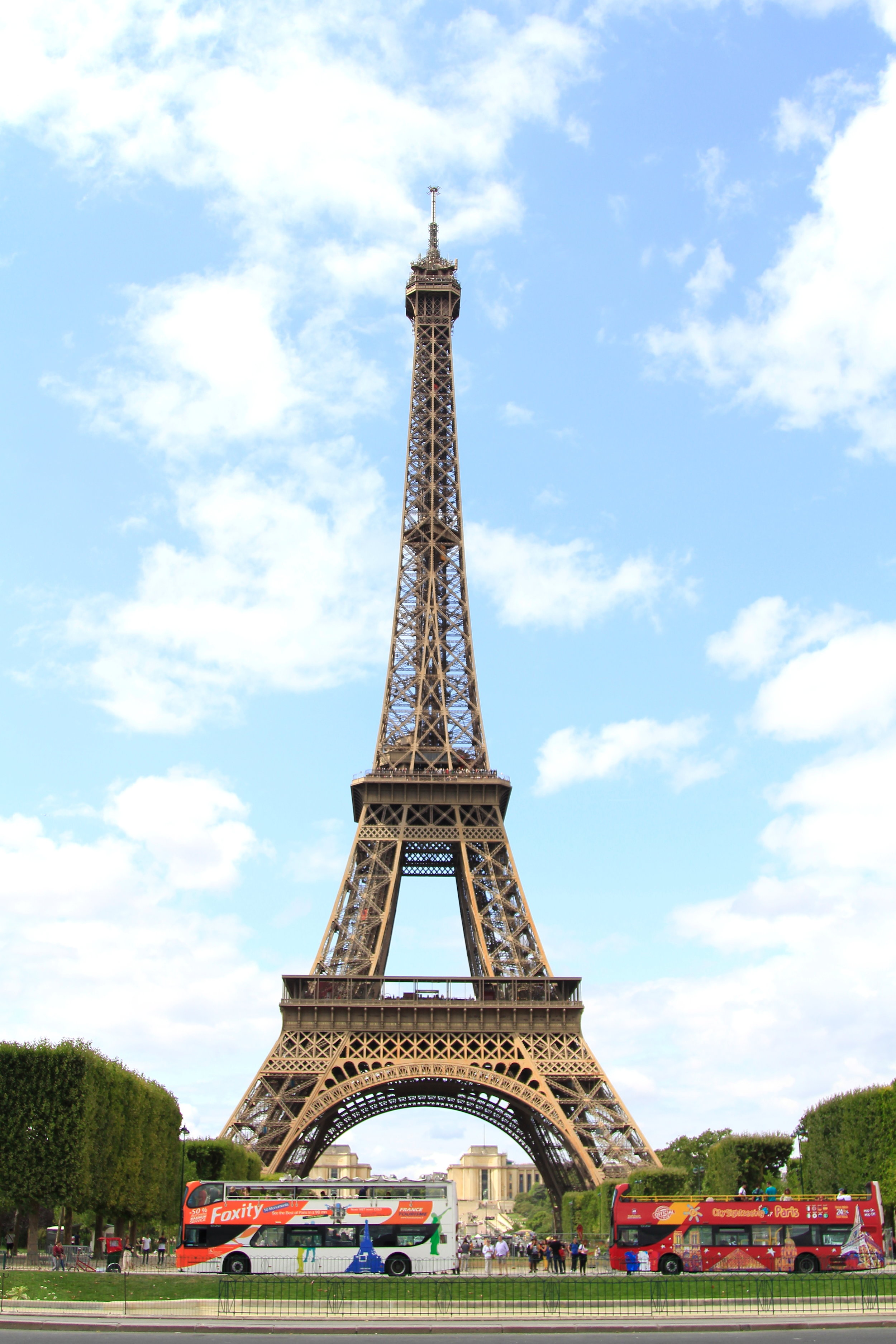 The Eiffel Tower - Bucket List!