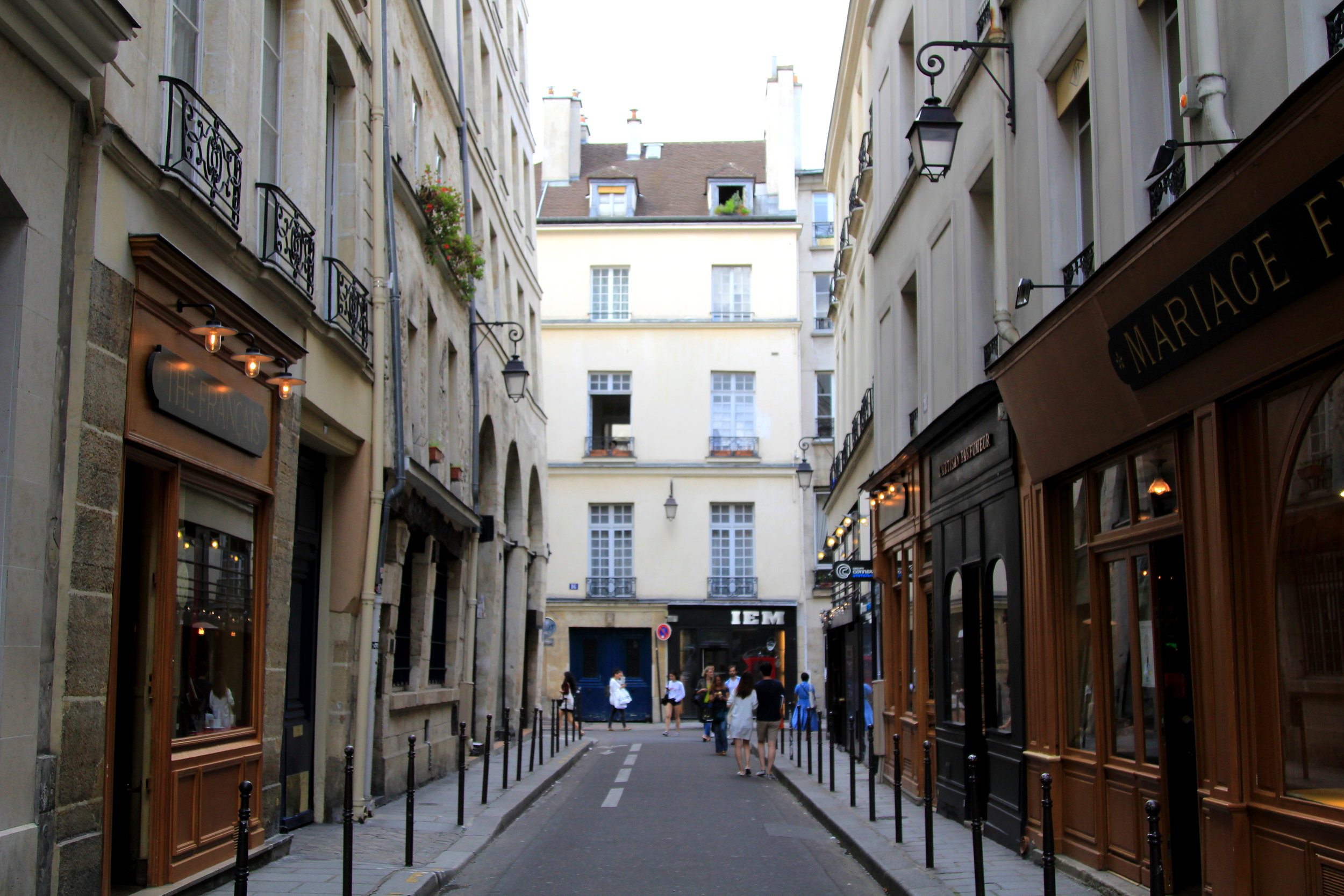 Paris - the 4th arrondissement