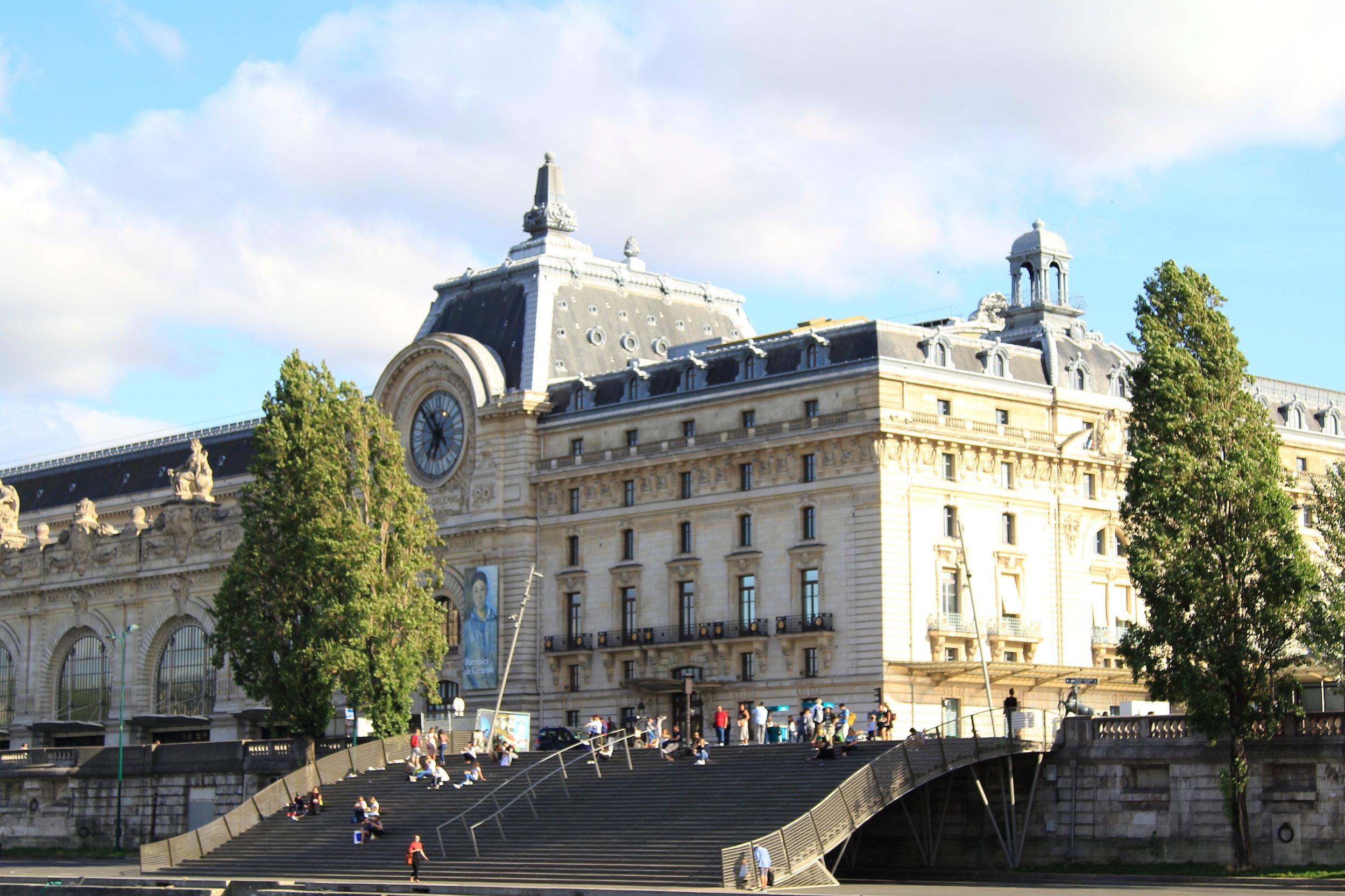 Musée d'Orsay - impressionism hub in Paris