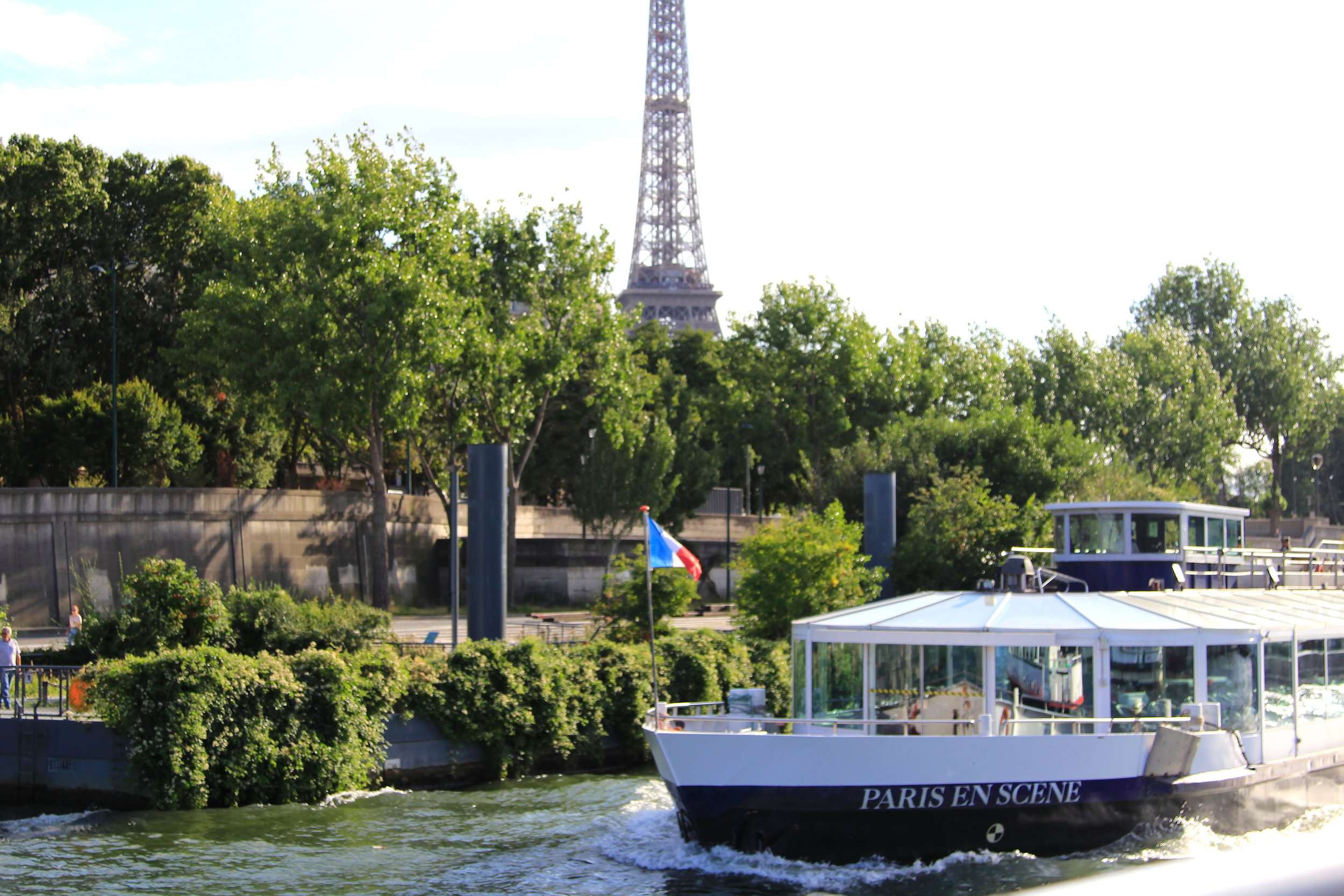 Paris riverboats - a must-do when visiting the city!