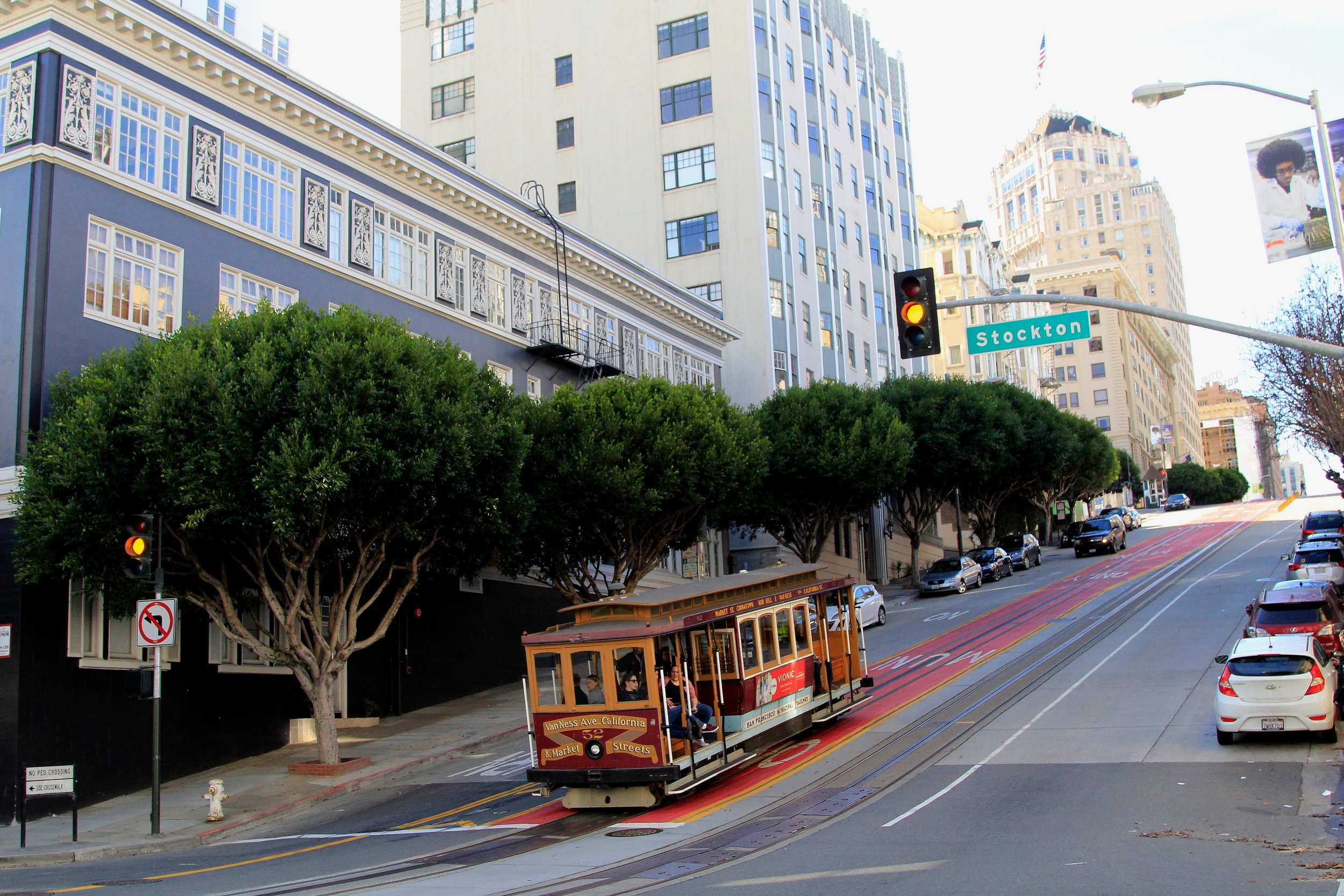 Nob Hill, San Francisco City Guide