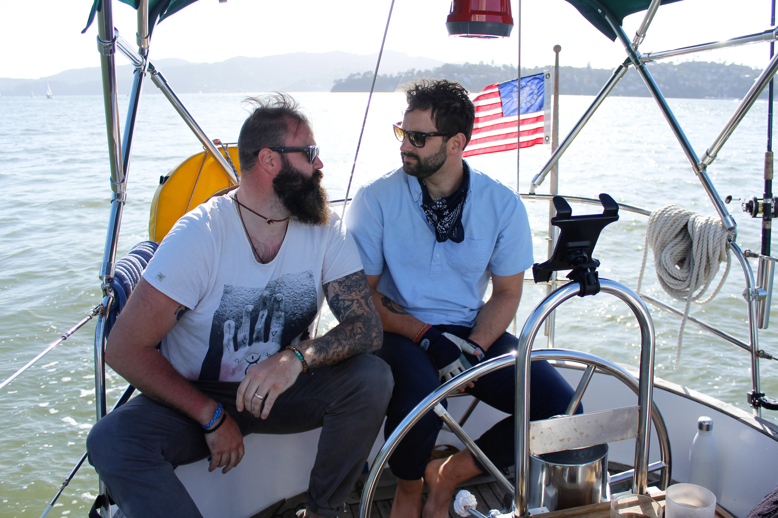 Ruhland Sailing