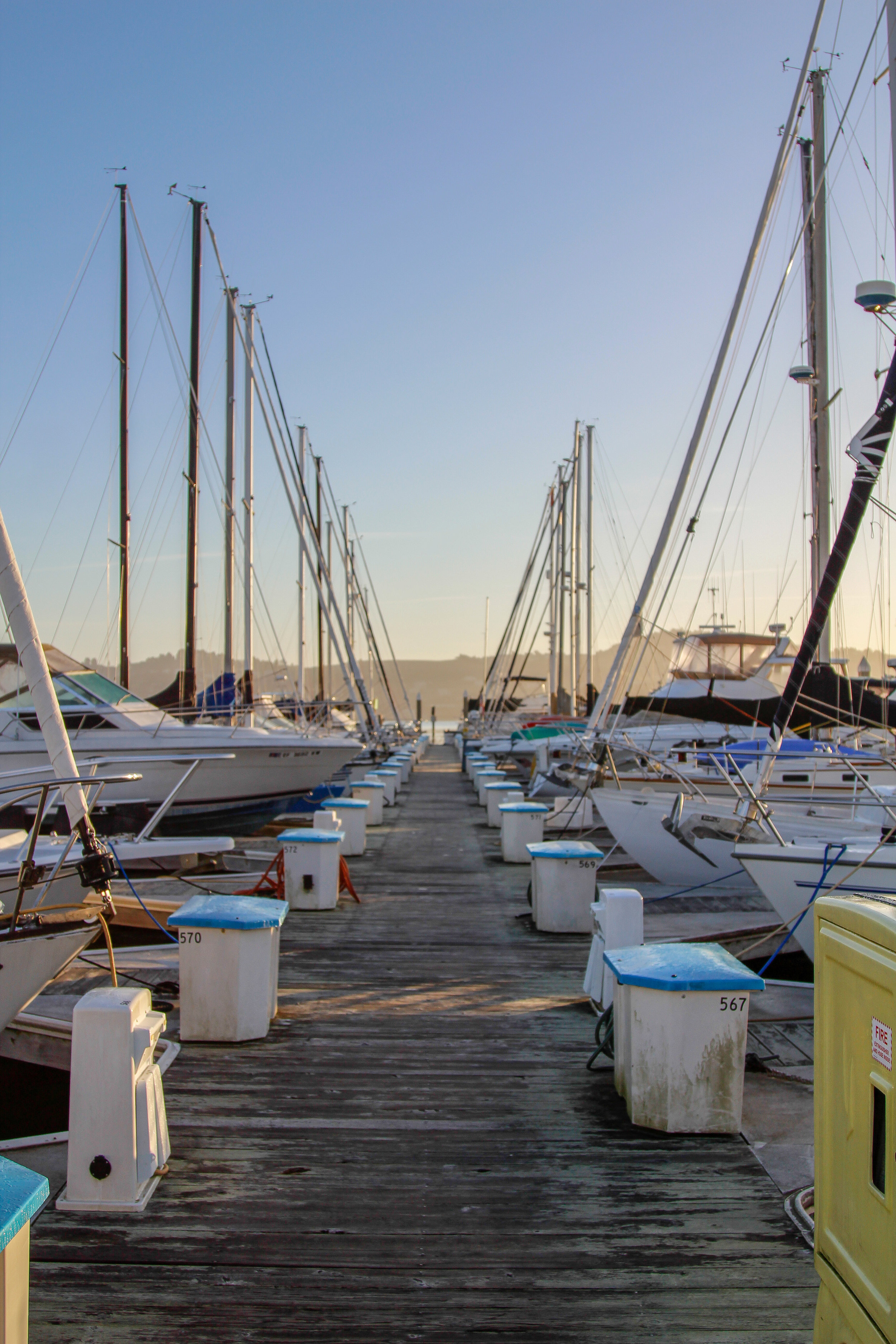 blog about living on our boat in sausalito