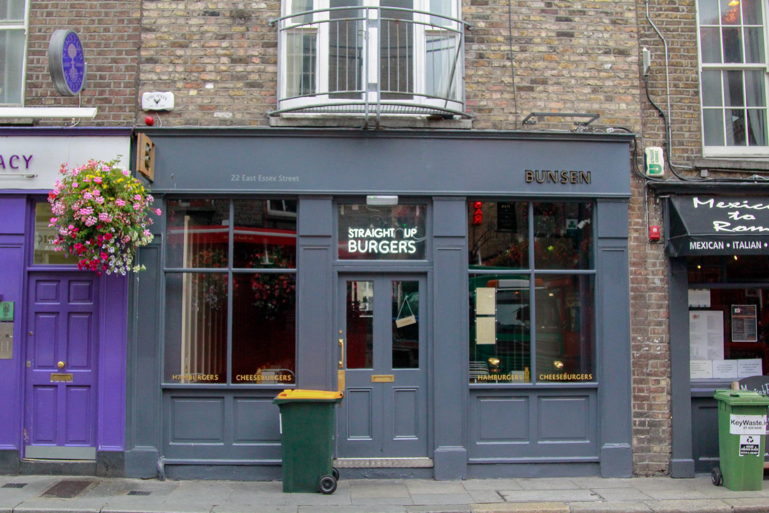 Bunsen - best burger in Dublin