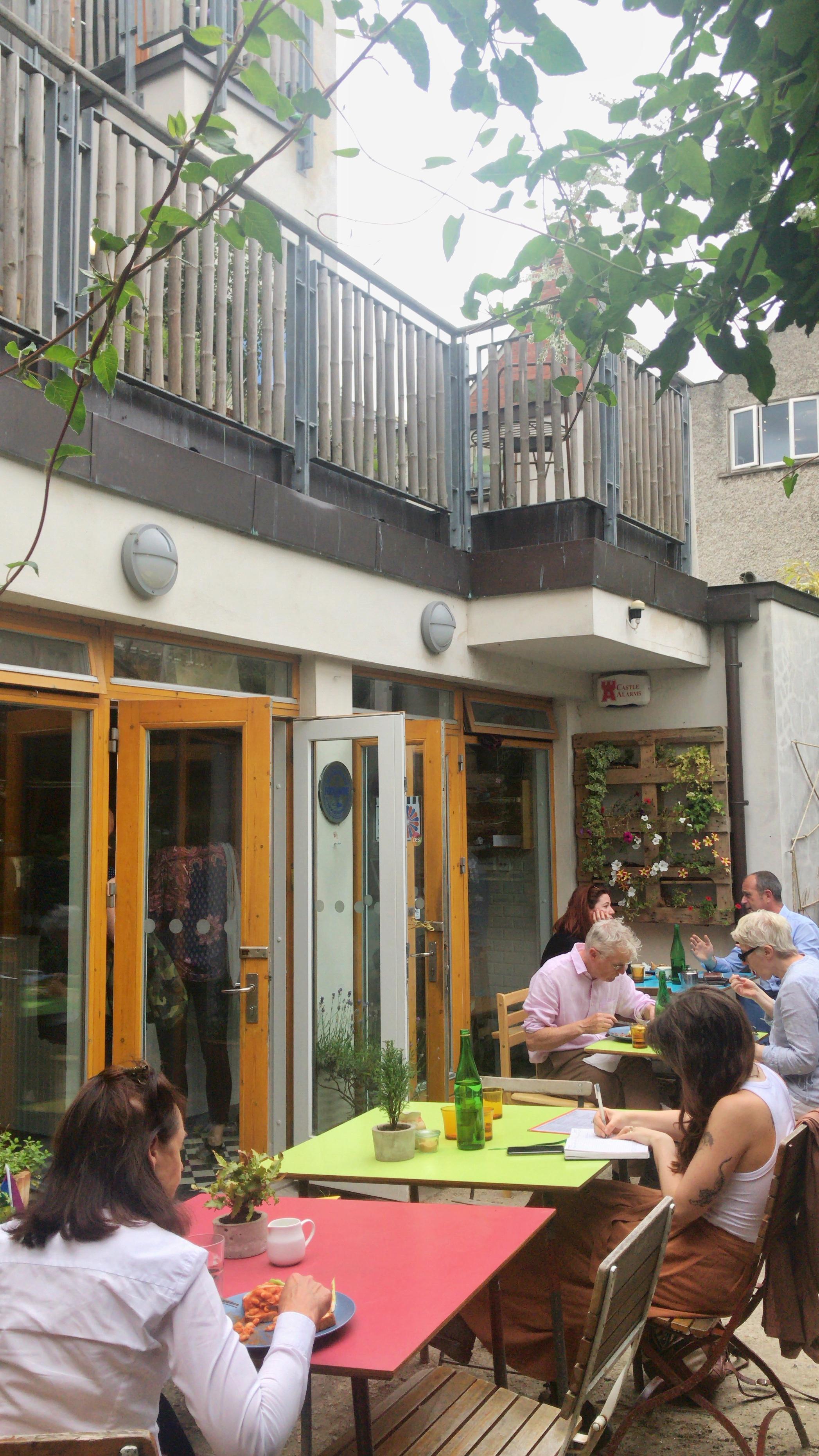 The Cake Cafe Dublin