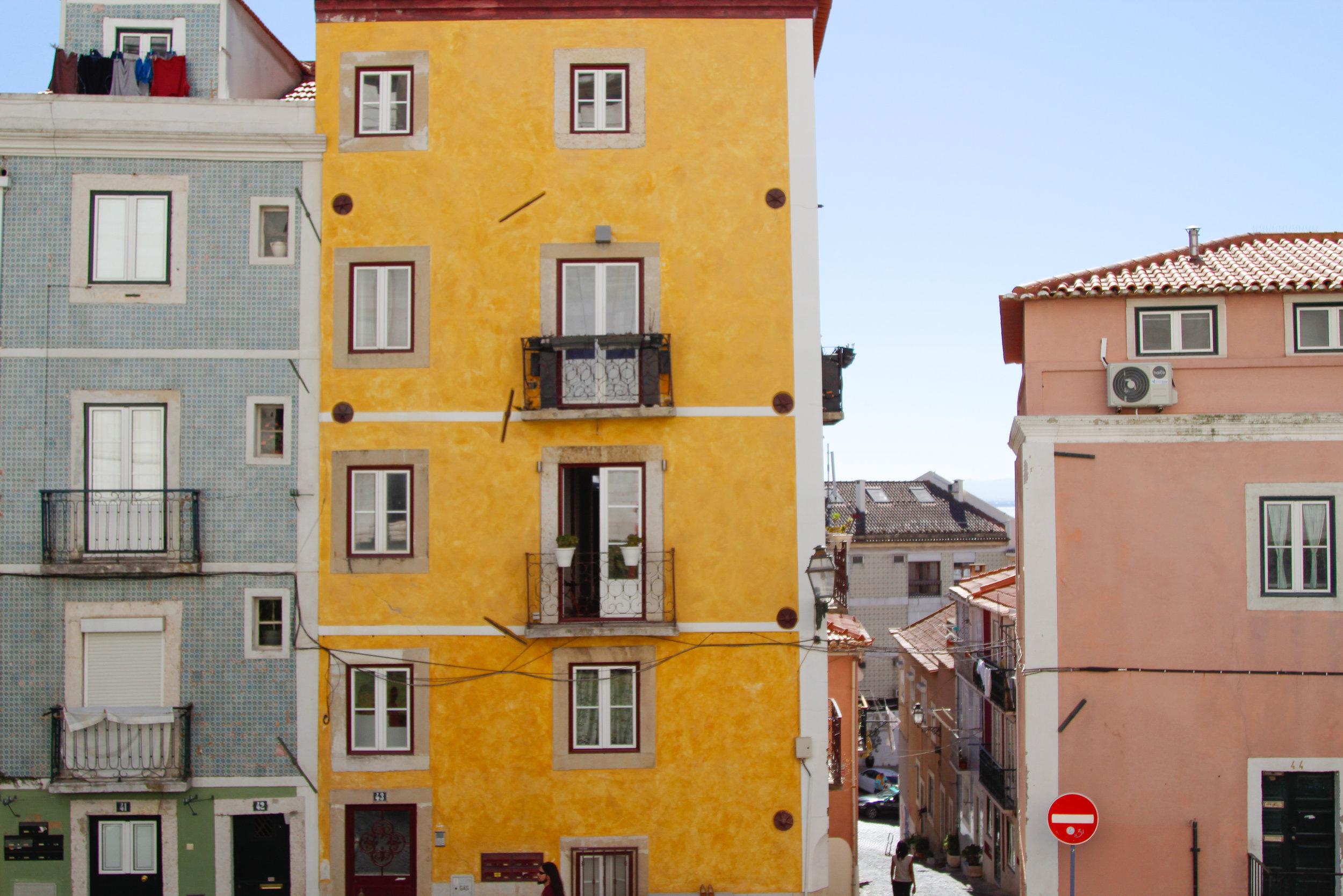 São Vicente de Fora, Alfama, Lisbon
