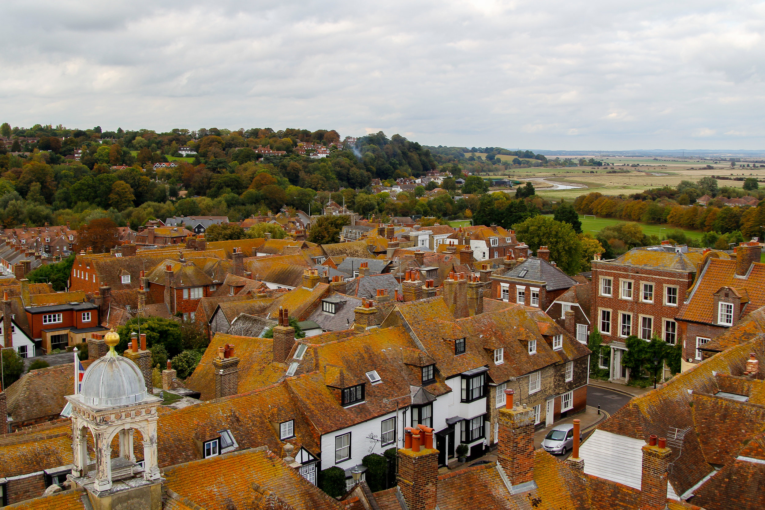 Charming Rye, East Sussex