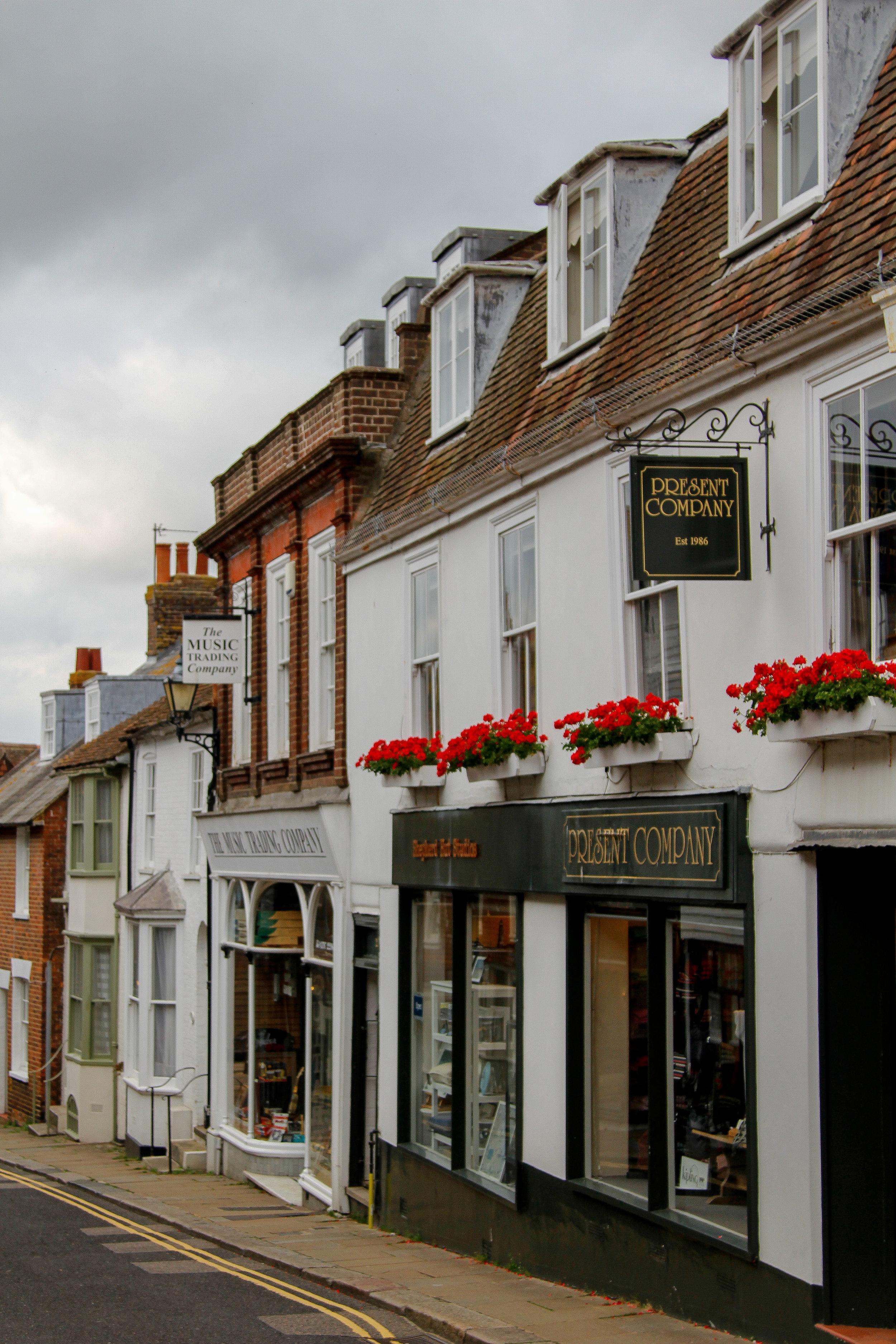 charming Rye, England