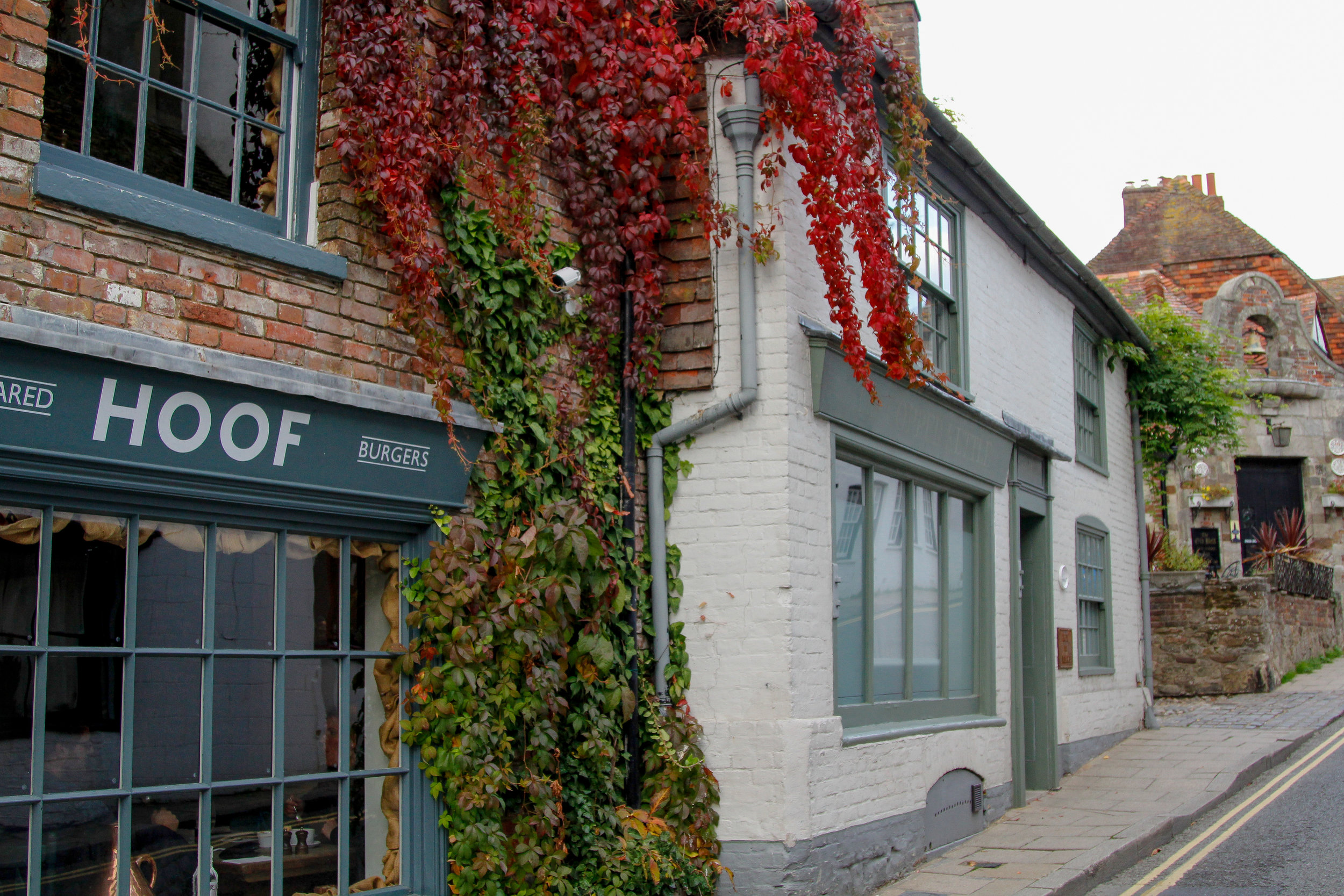 Hoof Restaurant, Rye, East Sussex