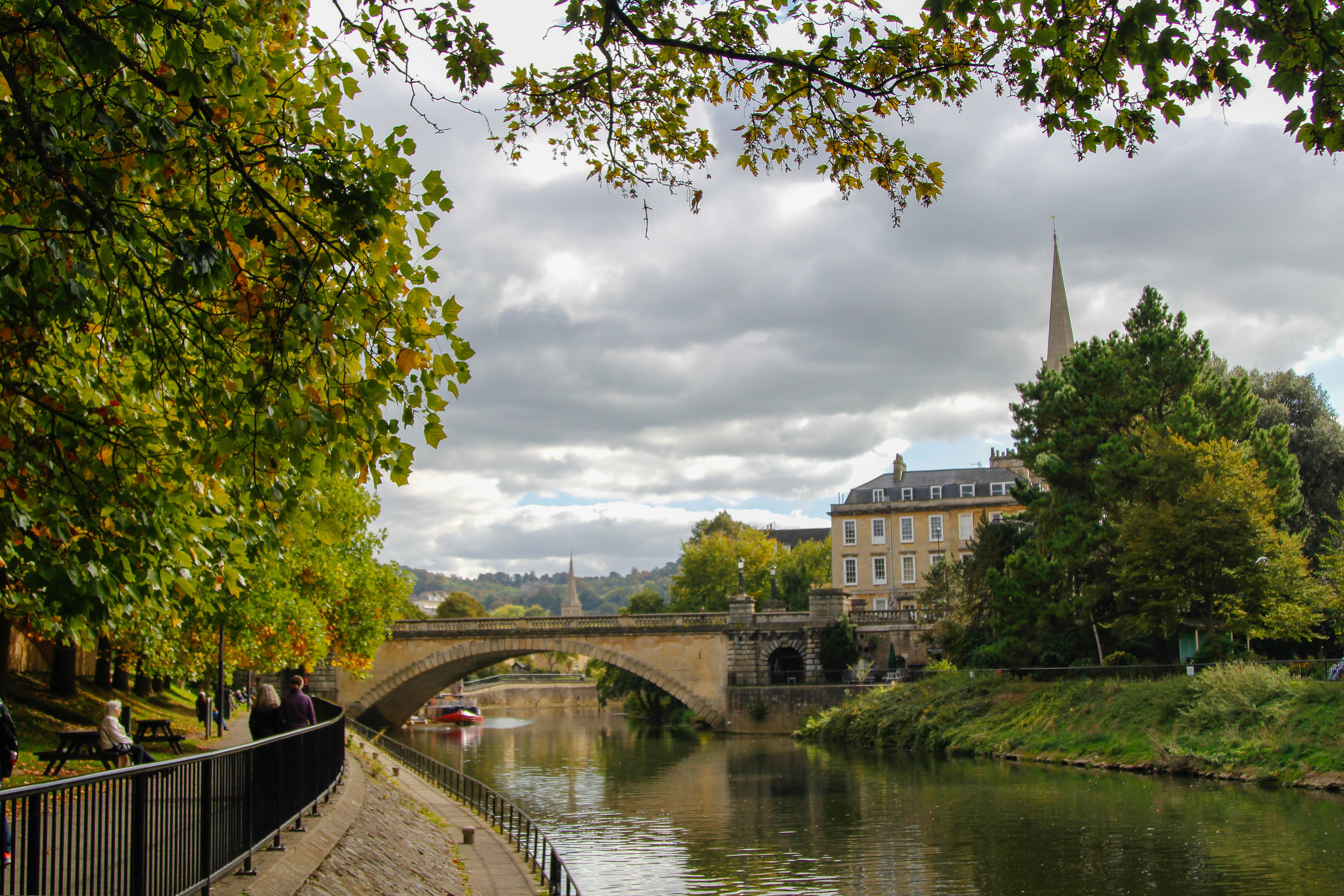Bath, Somerset - the perfect day trip from London