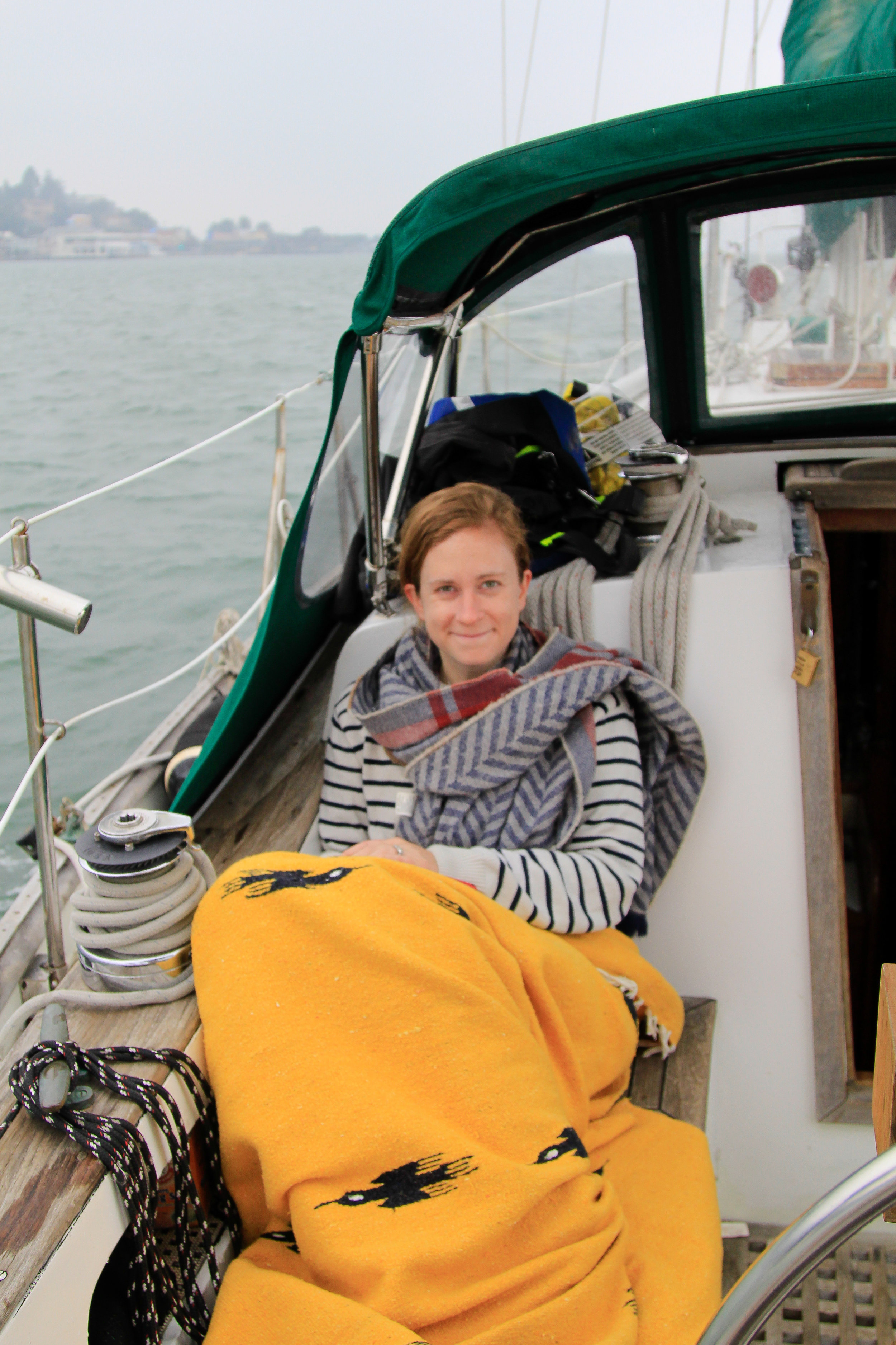 thisldu sailing blog: what it's like to live on a sailboat