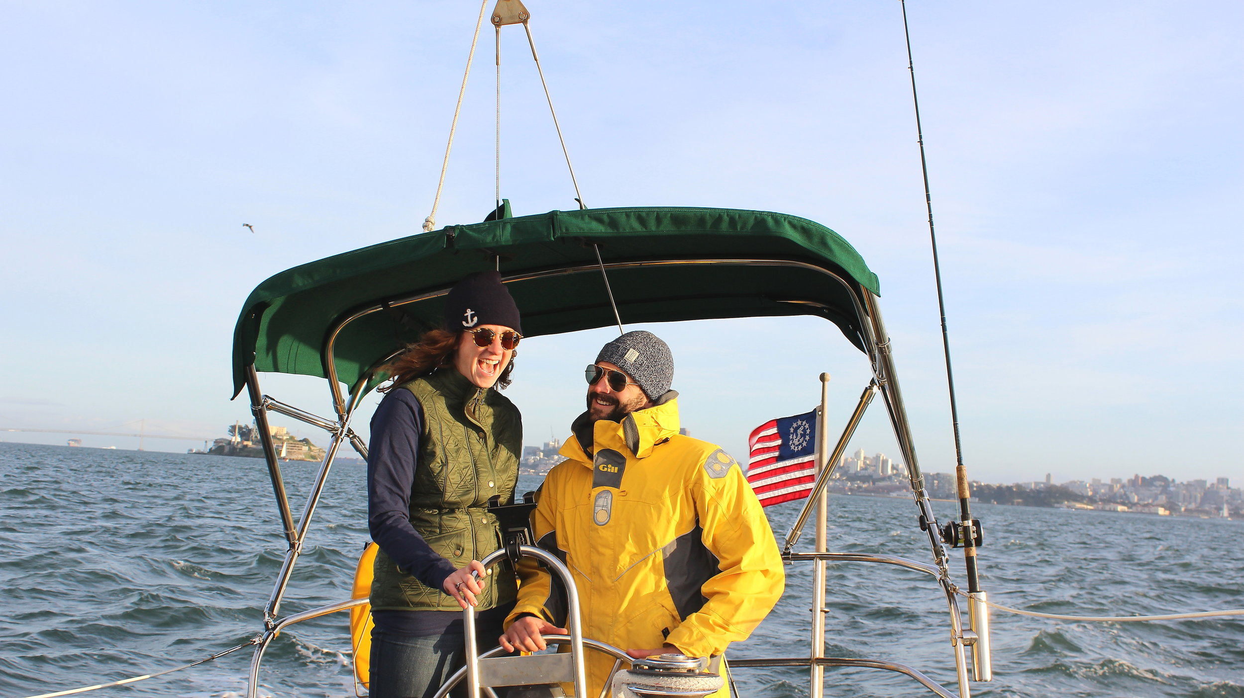 Thisldu sailing and travel blog - what it's like to live on a sailboat
