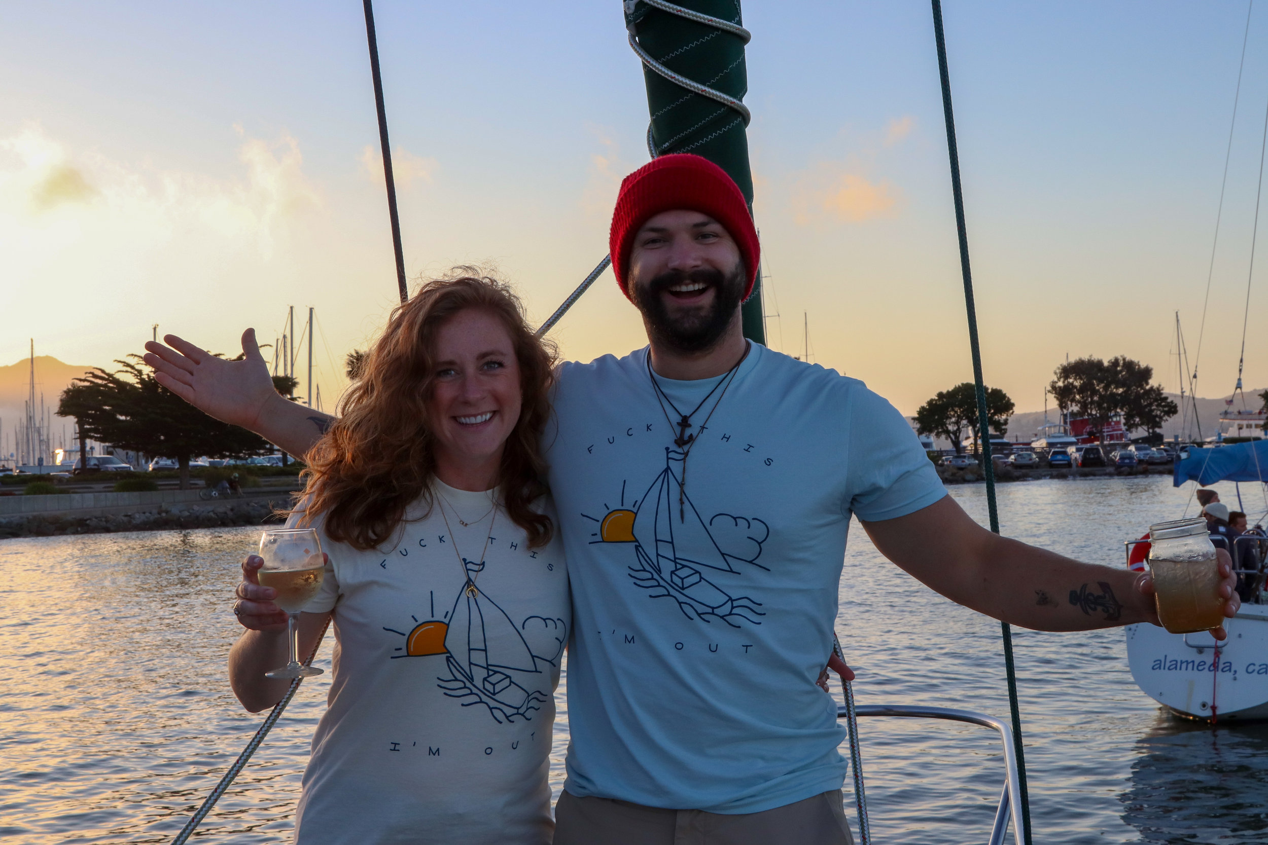 We quit our jobs to travel and sail the world - here are our travel plans!