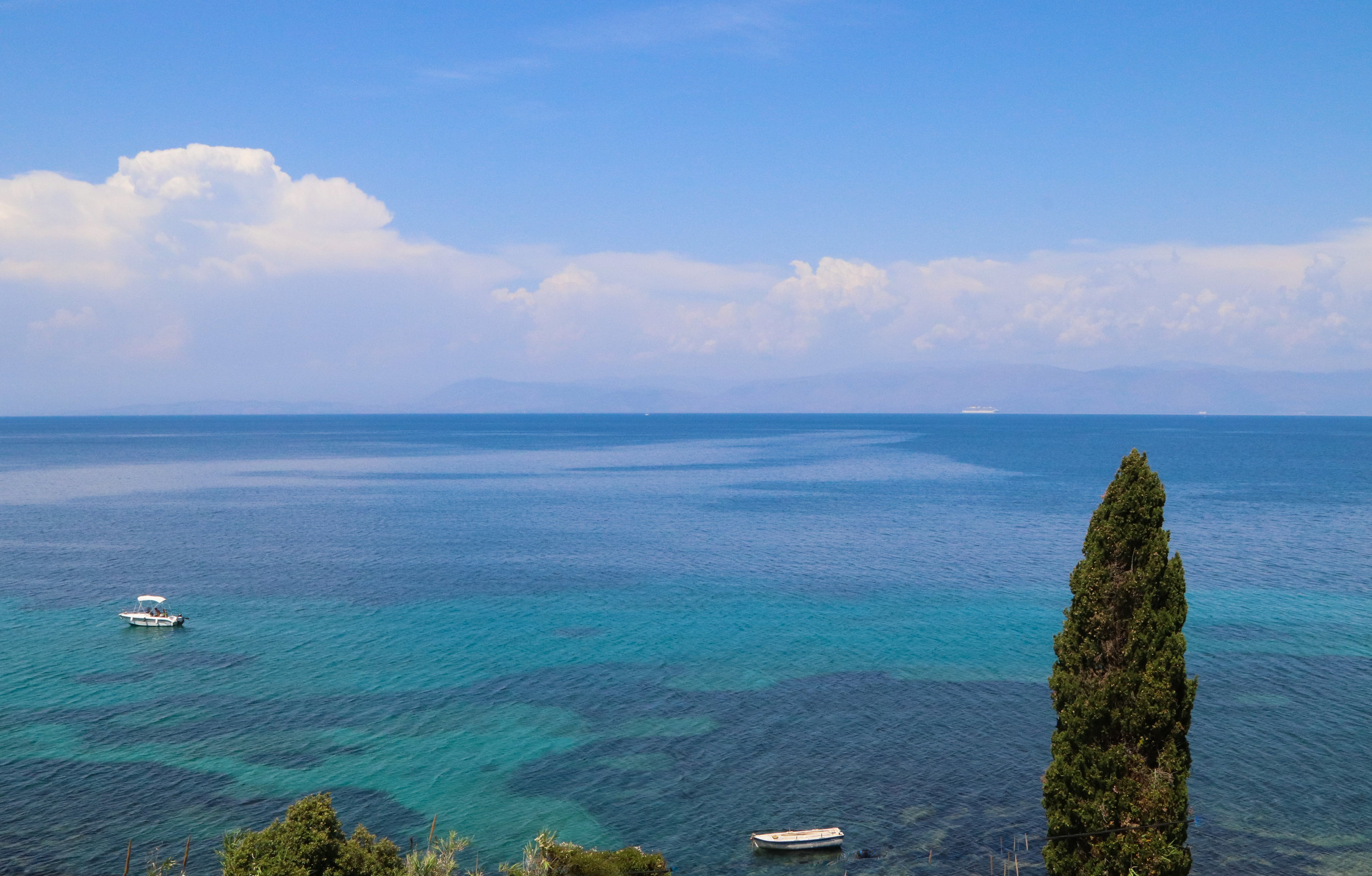 Guide to Corfu, Greece