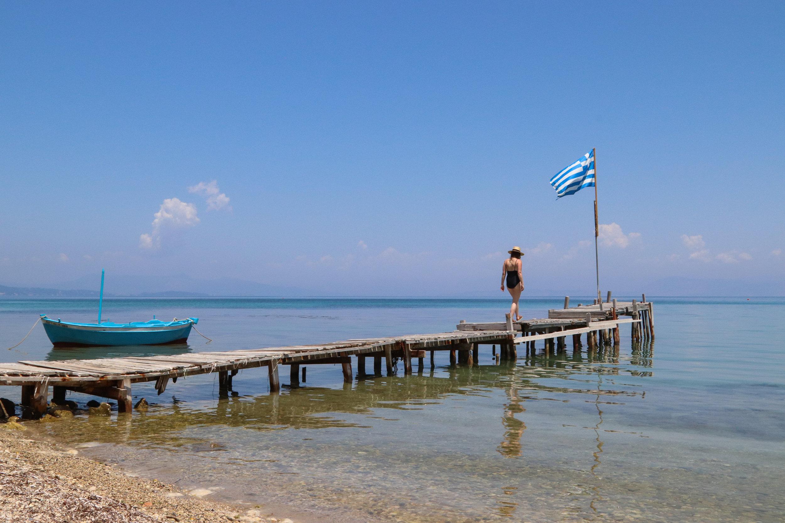 Corfu, Greece is a dream!
