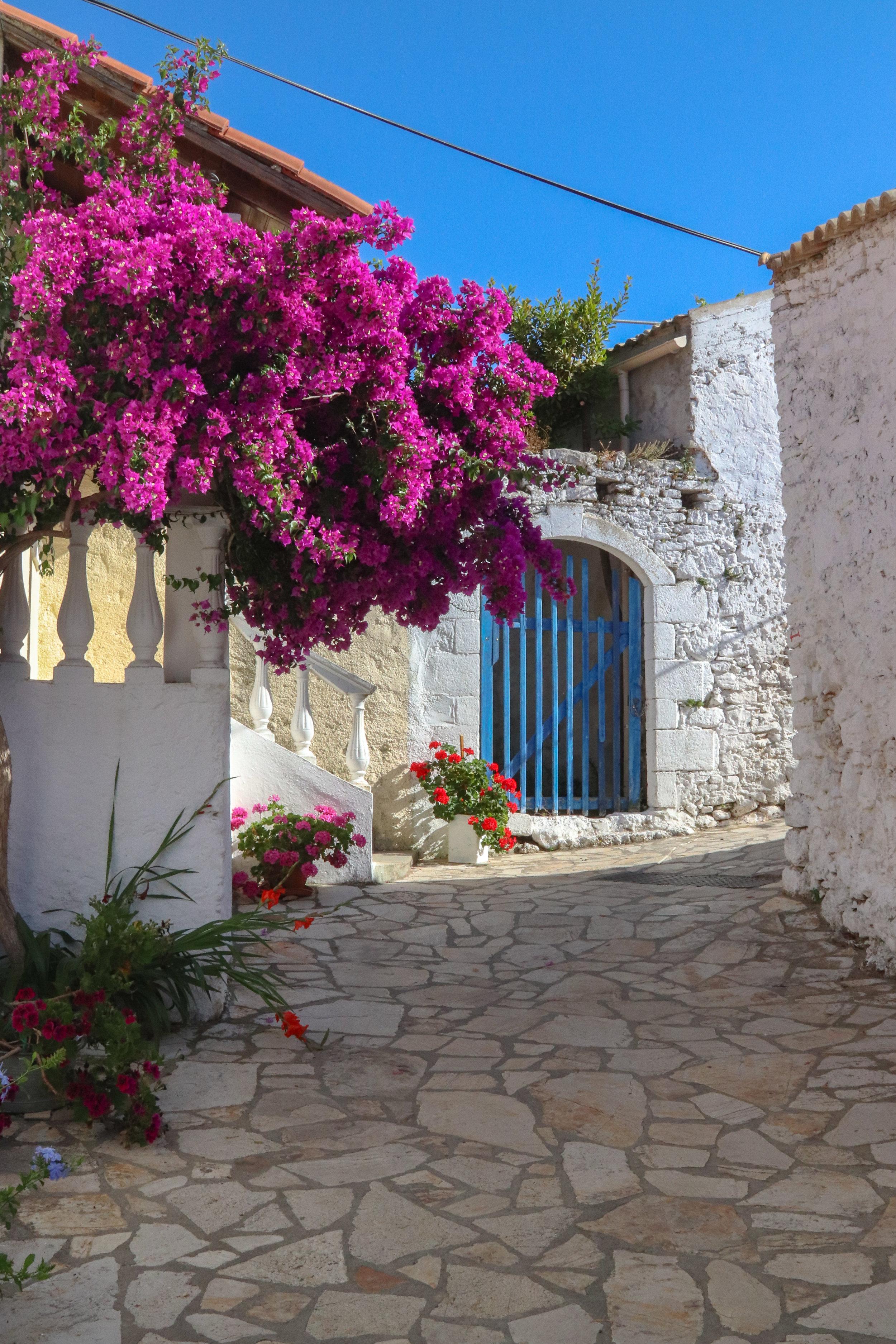 Afionas, Corfu, Greece