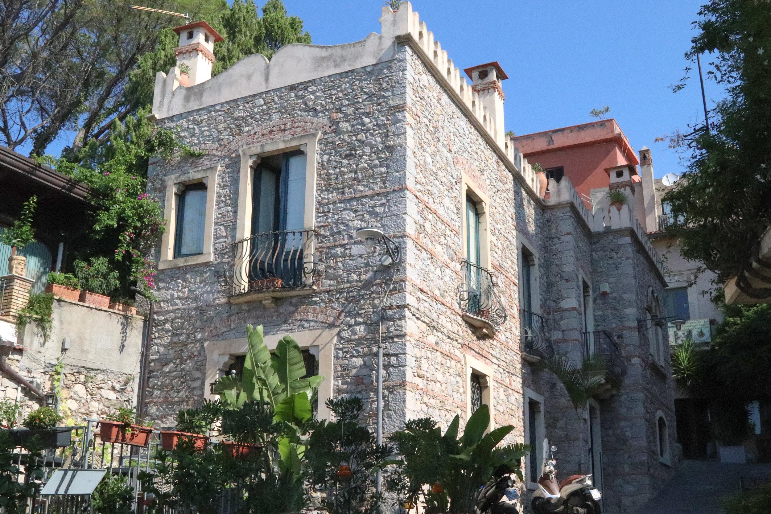 our villa in taormina - airbnb rental