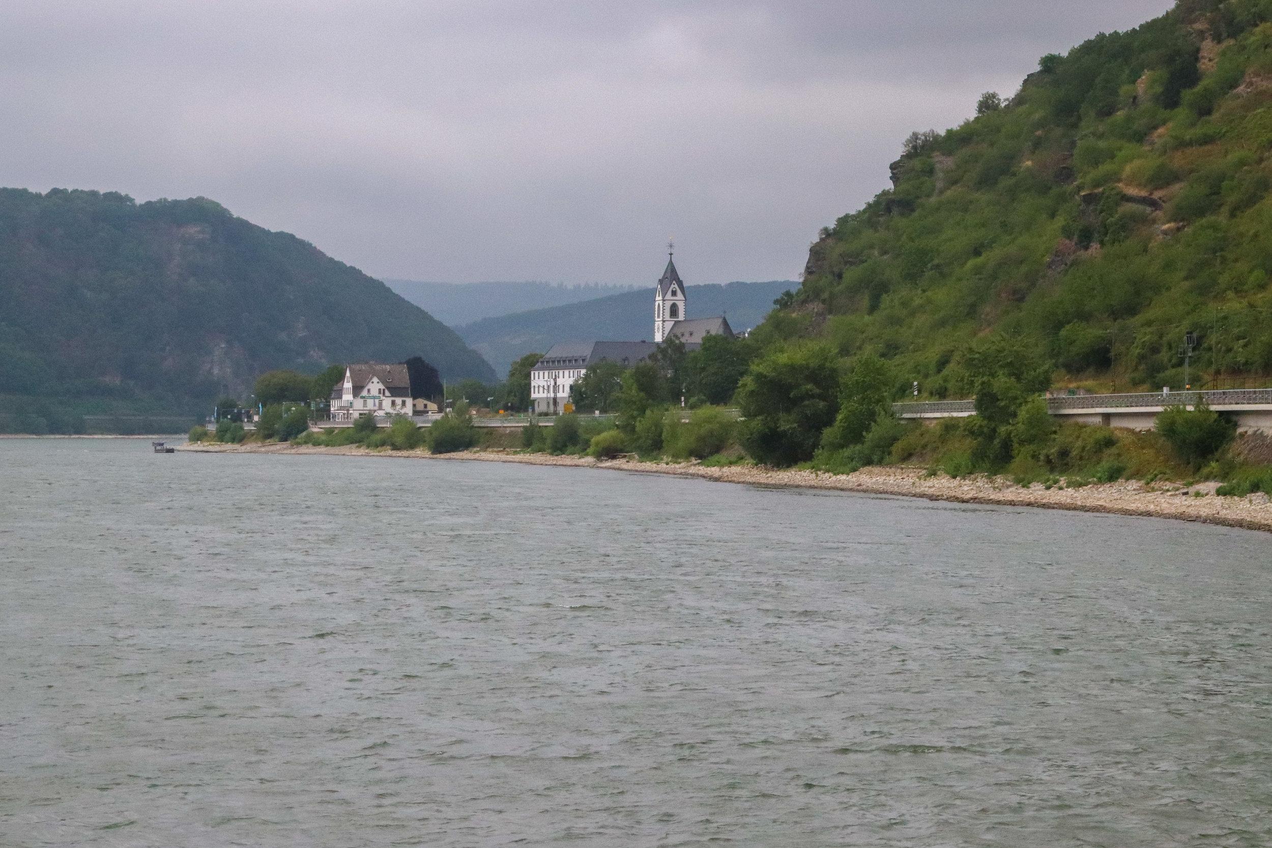 Rhine River Cruise - a dream!