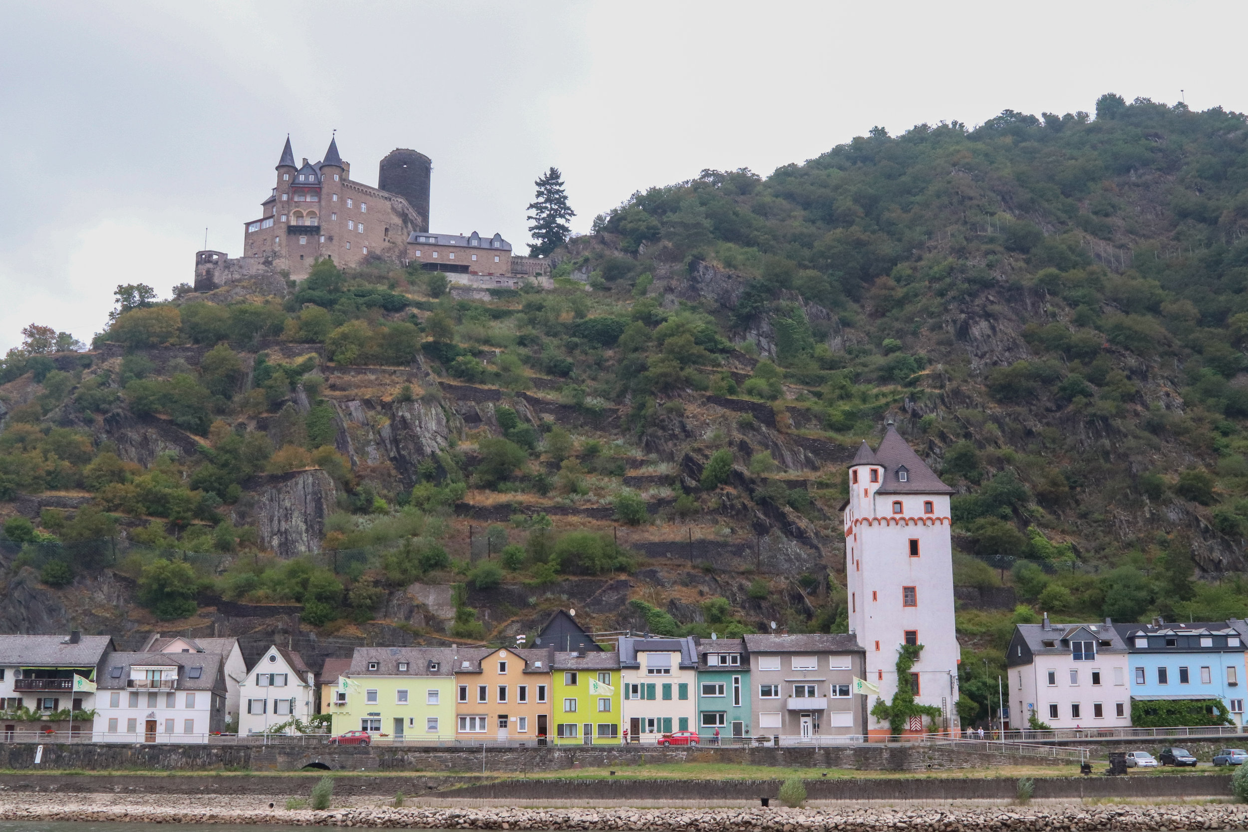 Guide to Bacharach, Germany