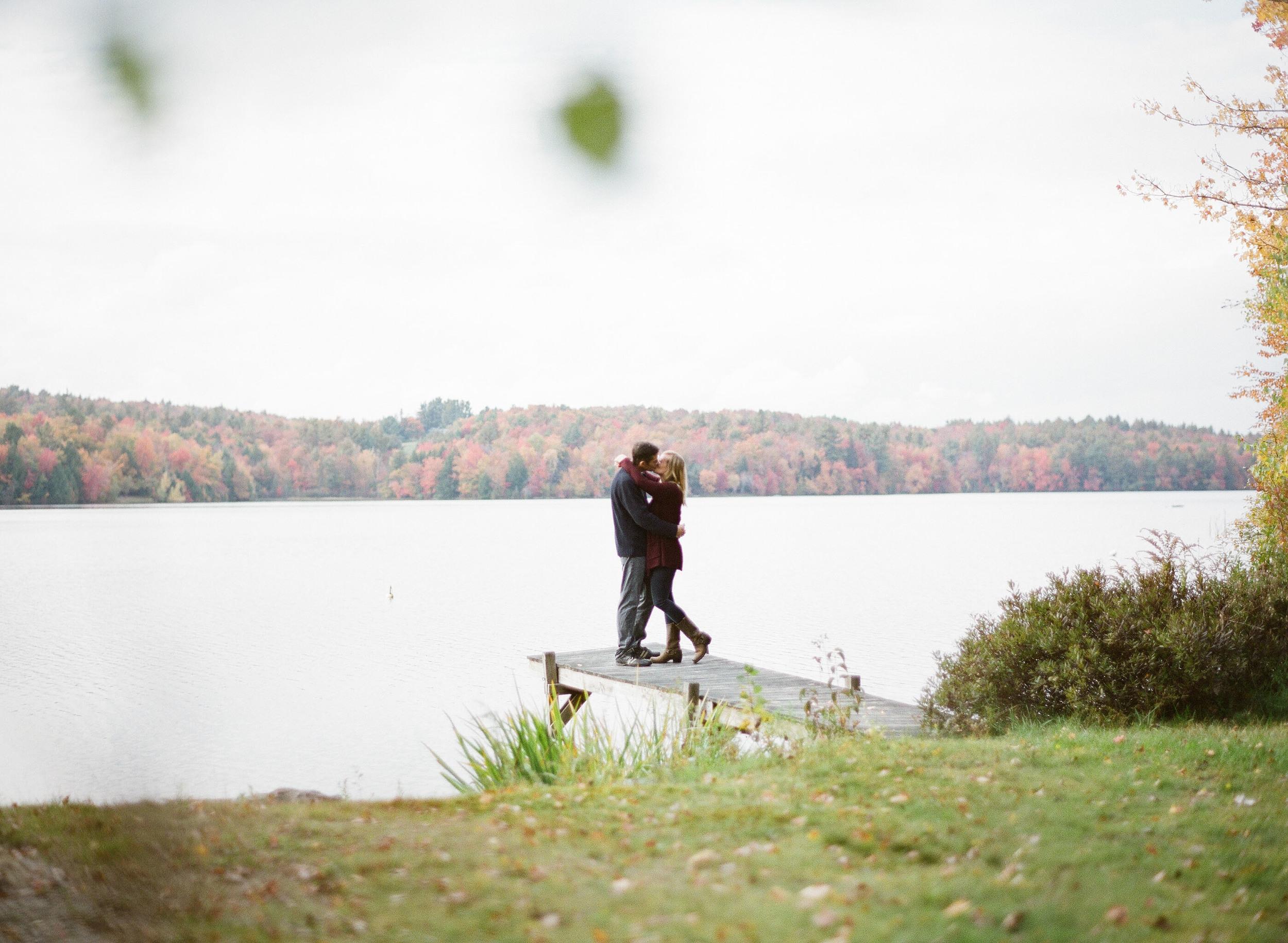 Couples Portrait Session Goshen MA