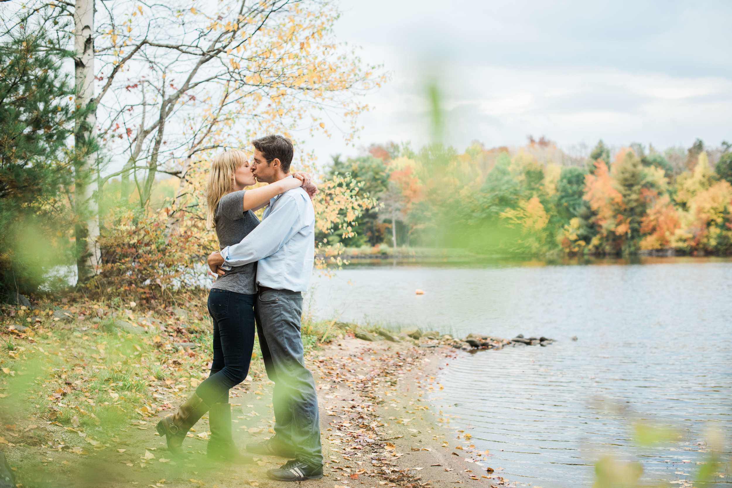 Romantic Couples Portraits in Western MA