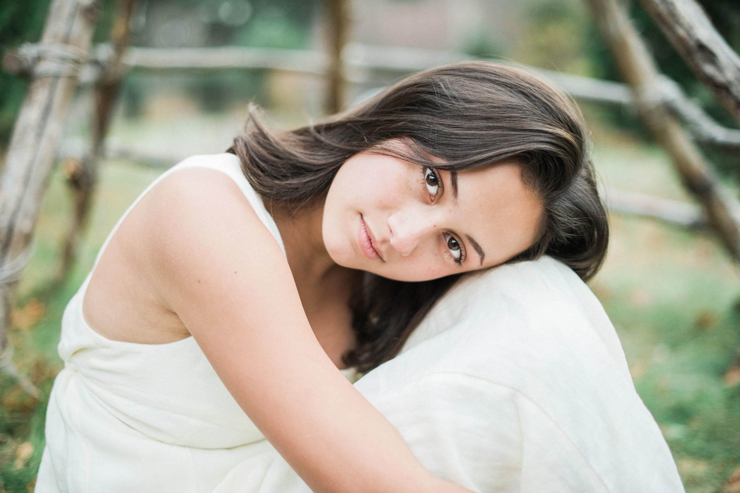 Senior Portrait Photographer in Amherst