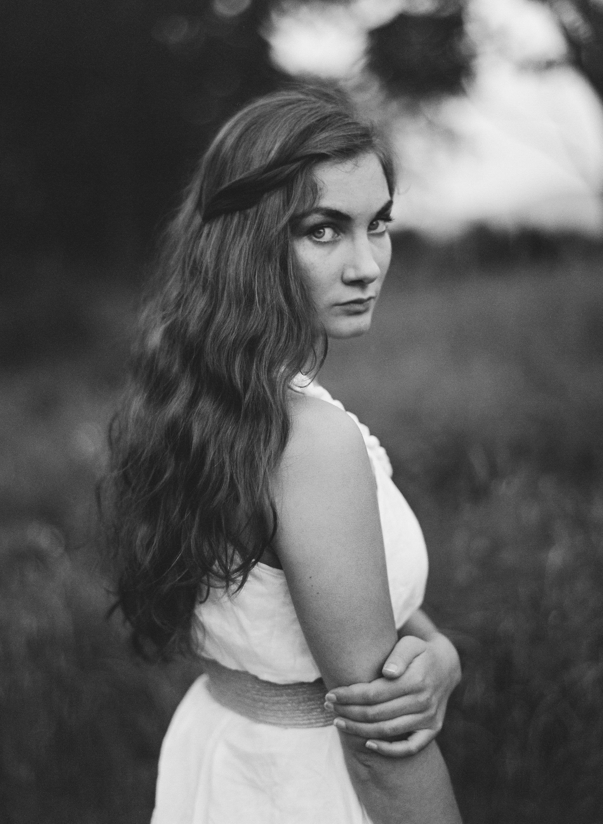 Senior Portrait Photographer Northampton MA