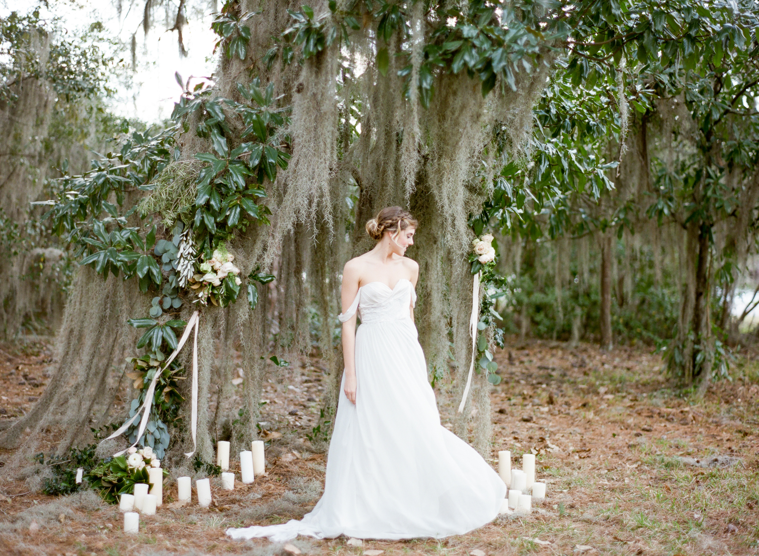 Romantic Wedding Photography New England