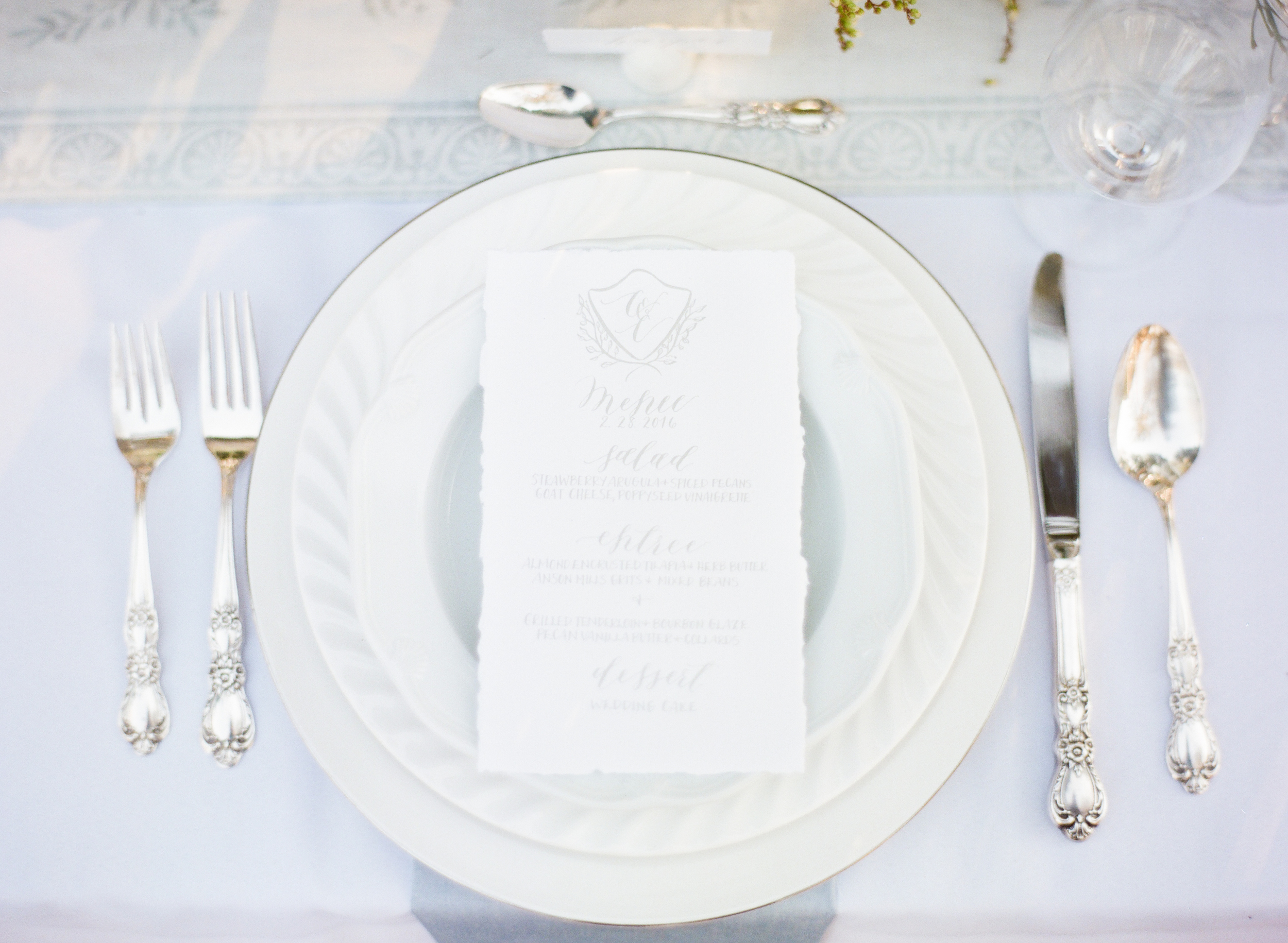 Elegant Backyard wedding - New England Wedding