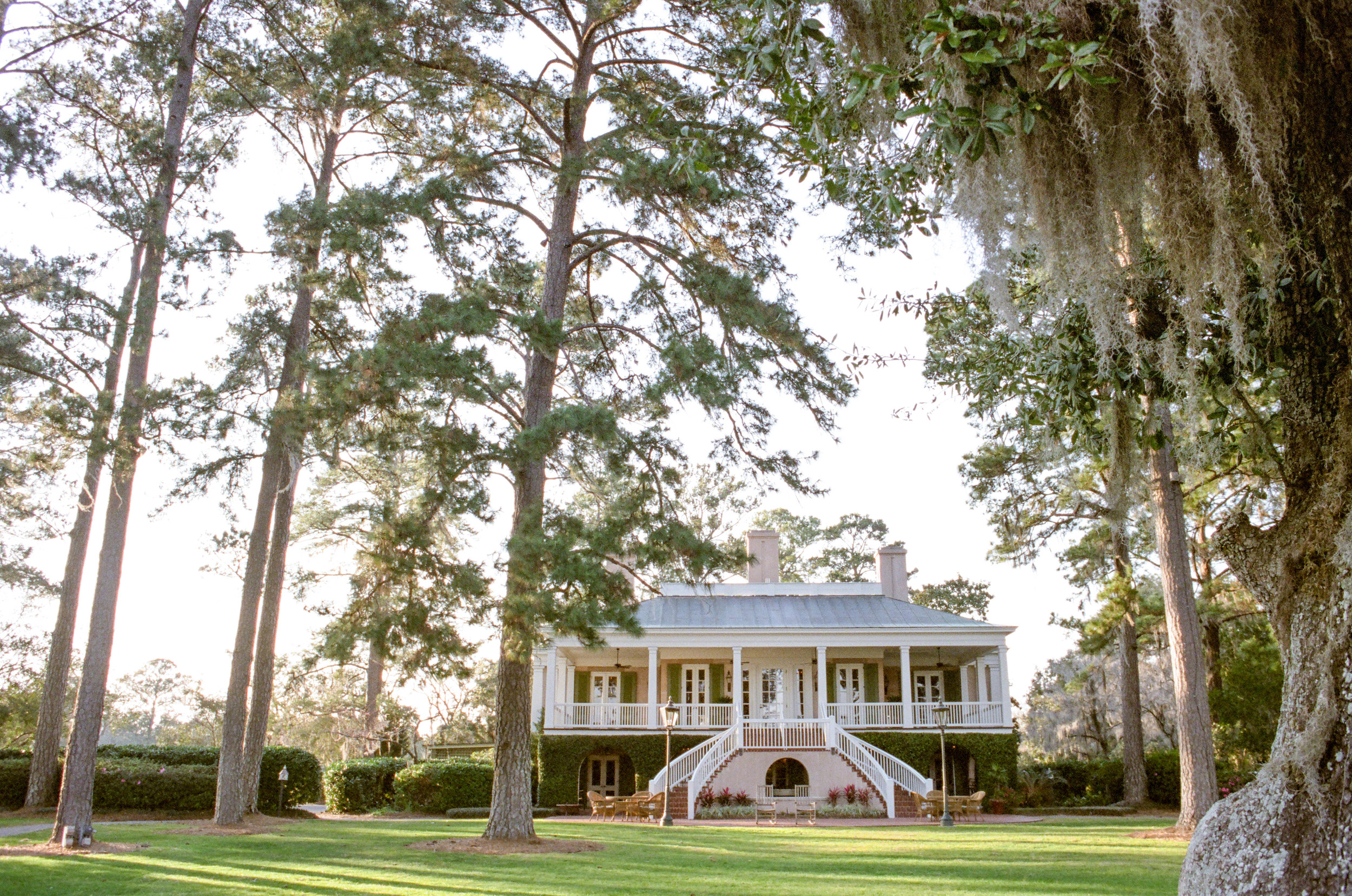 Oldfield Plantation Wedding in South Carolina