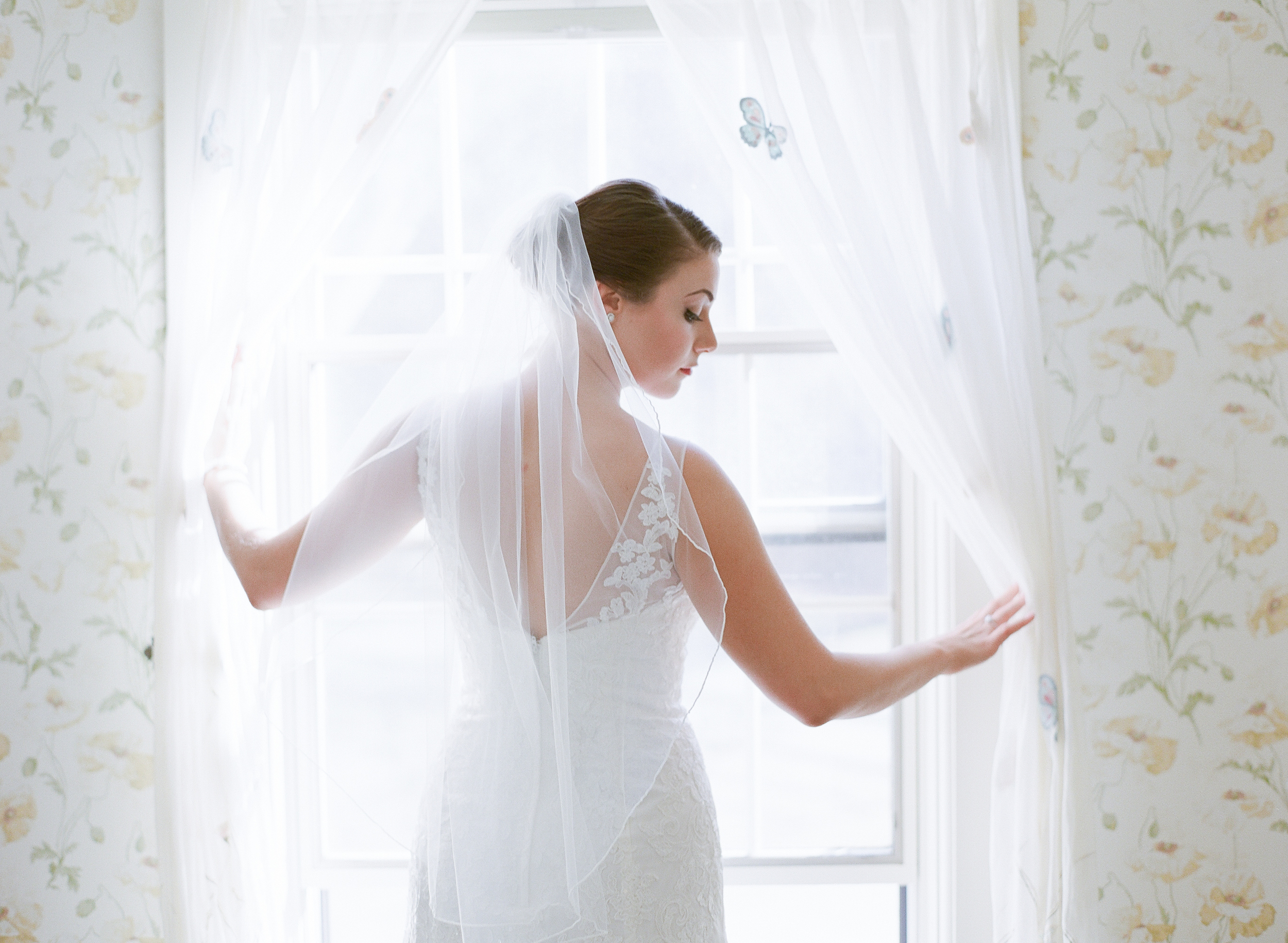 Bridal Portraits in Massachusetts